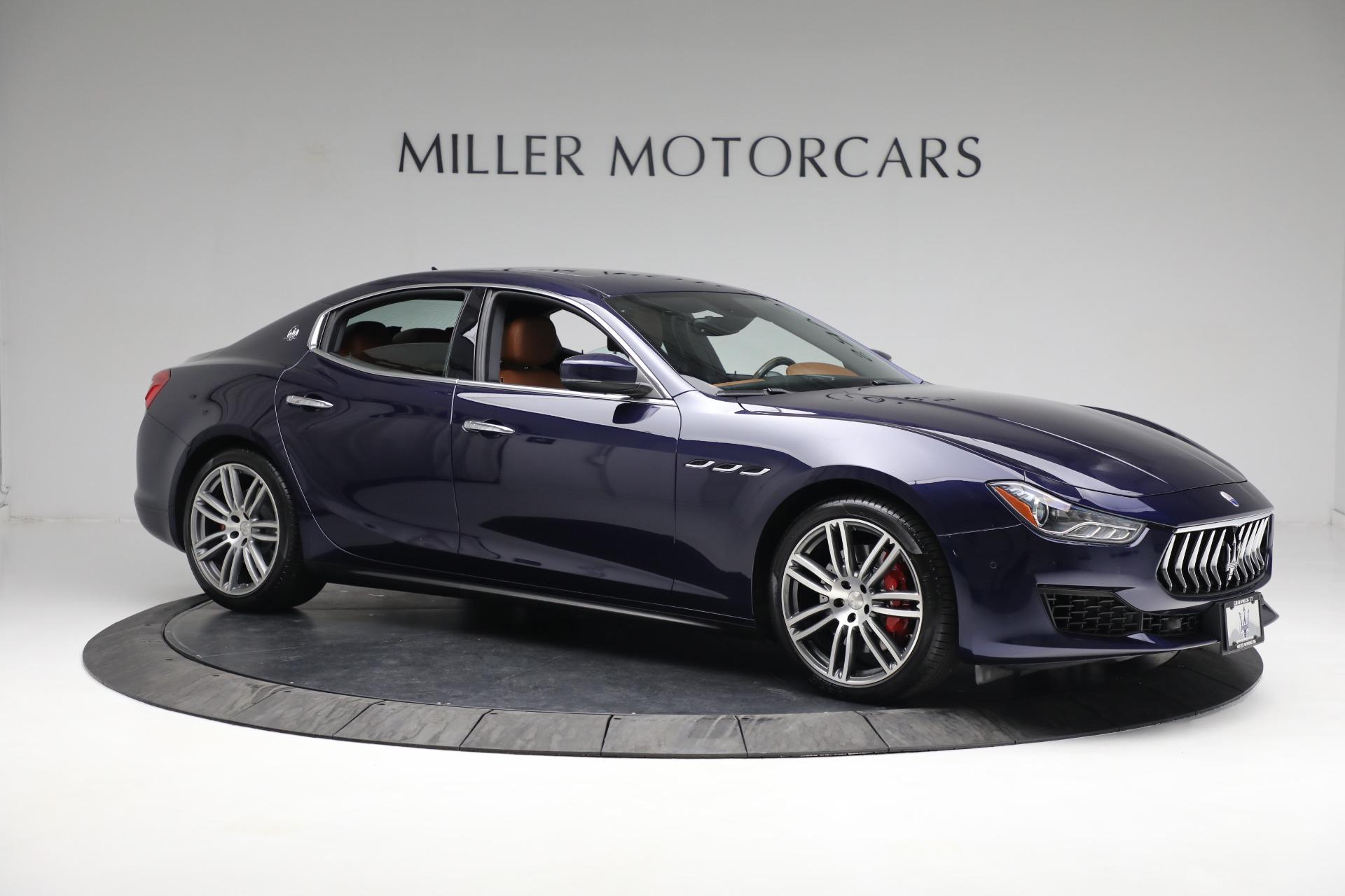 New 2019 Maserati Ghibli S Q4 For Sale In Greenwich, CT 2736_p9