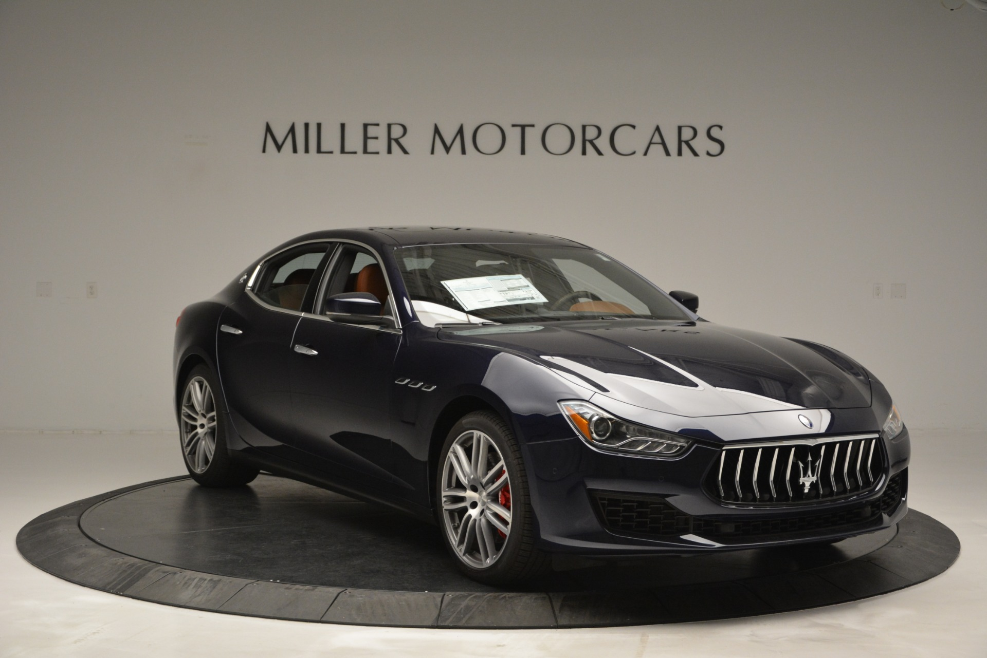 New 2019 Maserati Ghibli S Q4 For Sale In Greenwich, CT 2737_p11