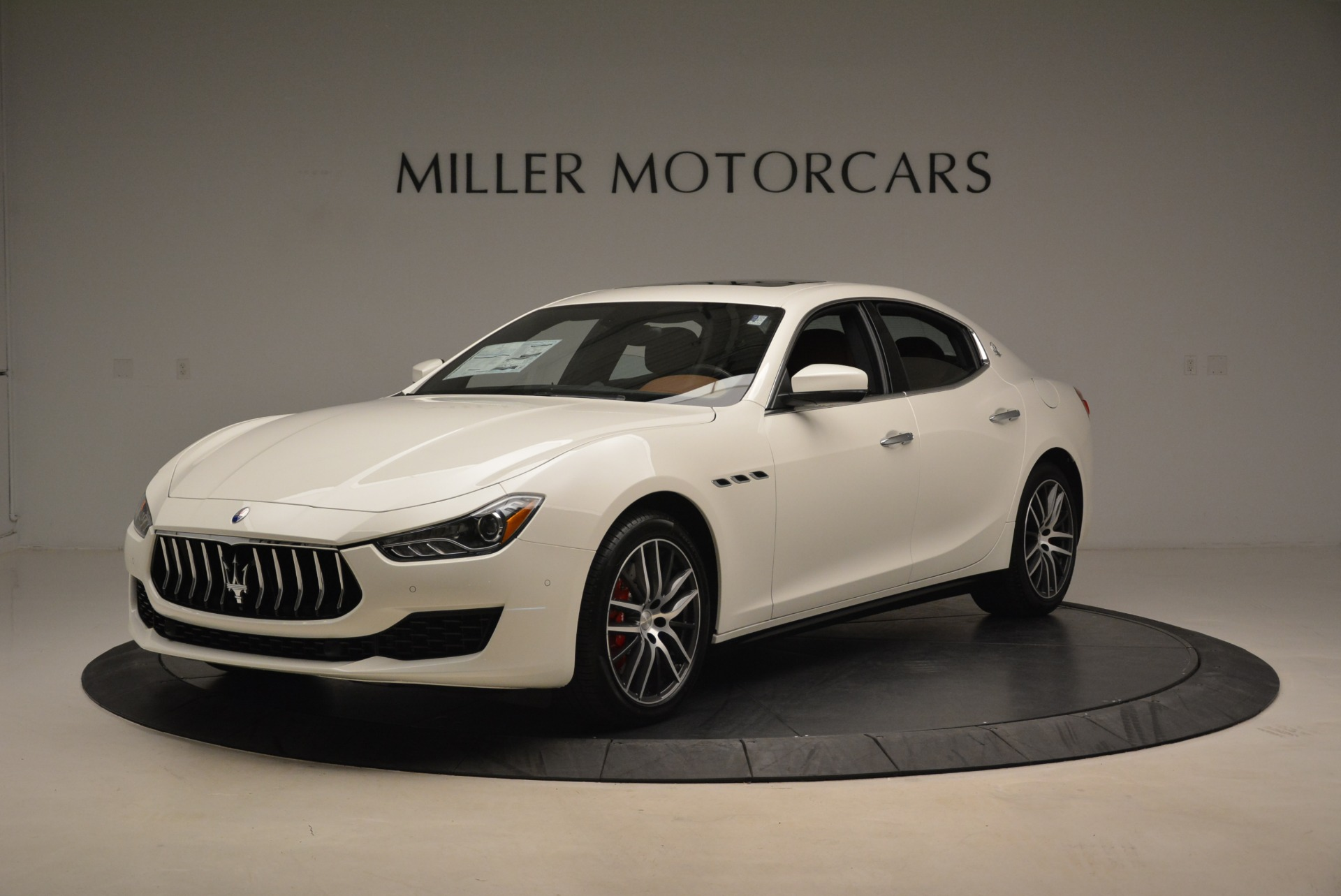 Used 2019 Maserati Ghibli S Q4 For Sale In Greenwich, CT 2739_main