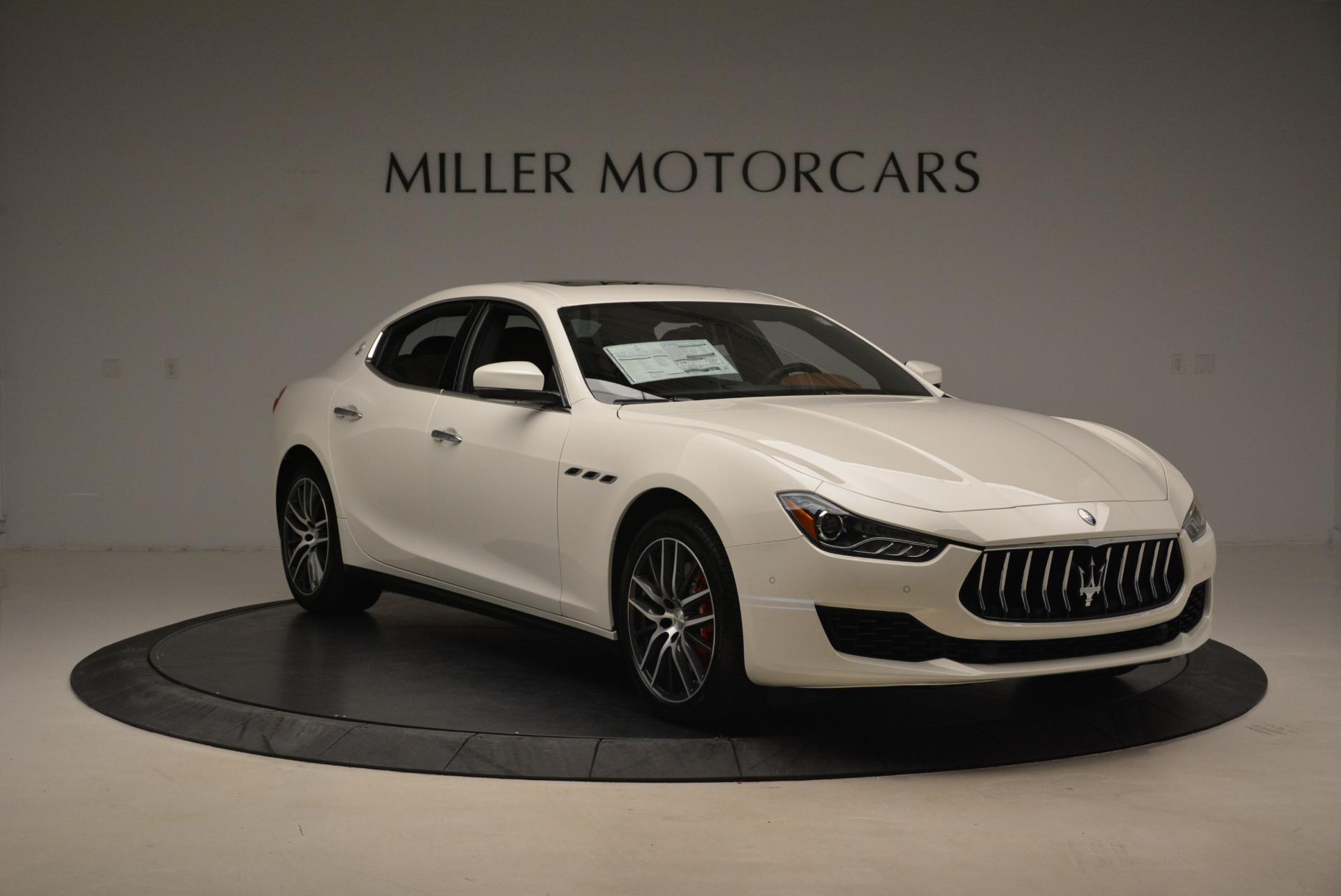 Used 2019 Maserati Ghibli S Q4 For Sale In Greenwich, CT 2739_p10