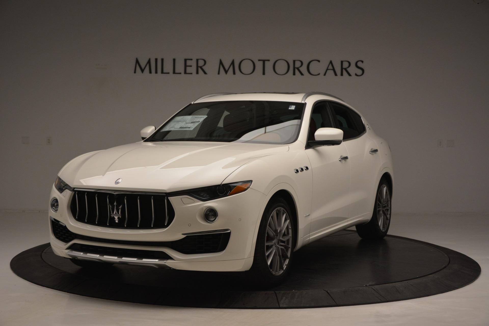 New 2019 Maserati Levante Q4 GranLusso For Sale In Greenwich, CT 2740_main