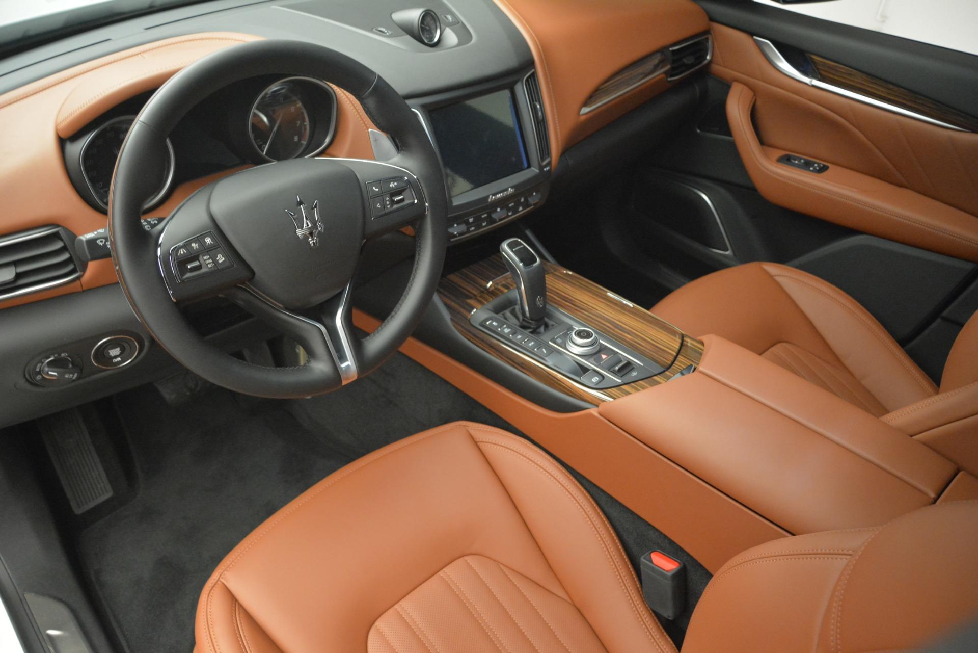 New 2019 Maserati Levante Q4 GranLusso For Sale In Greenwich, CT 2740_p13