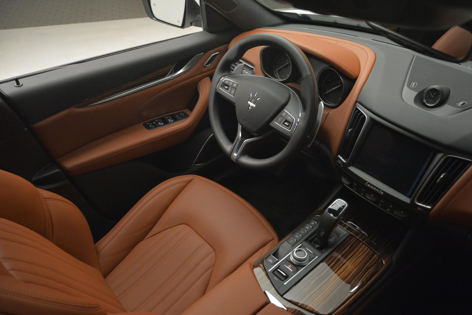 New 2019 Maserati Levante Q4 GranLusso For Sale In Greenwich, CT 2740_p15