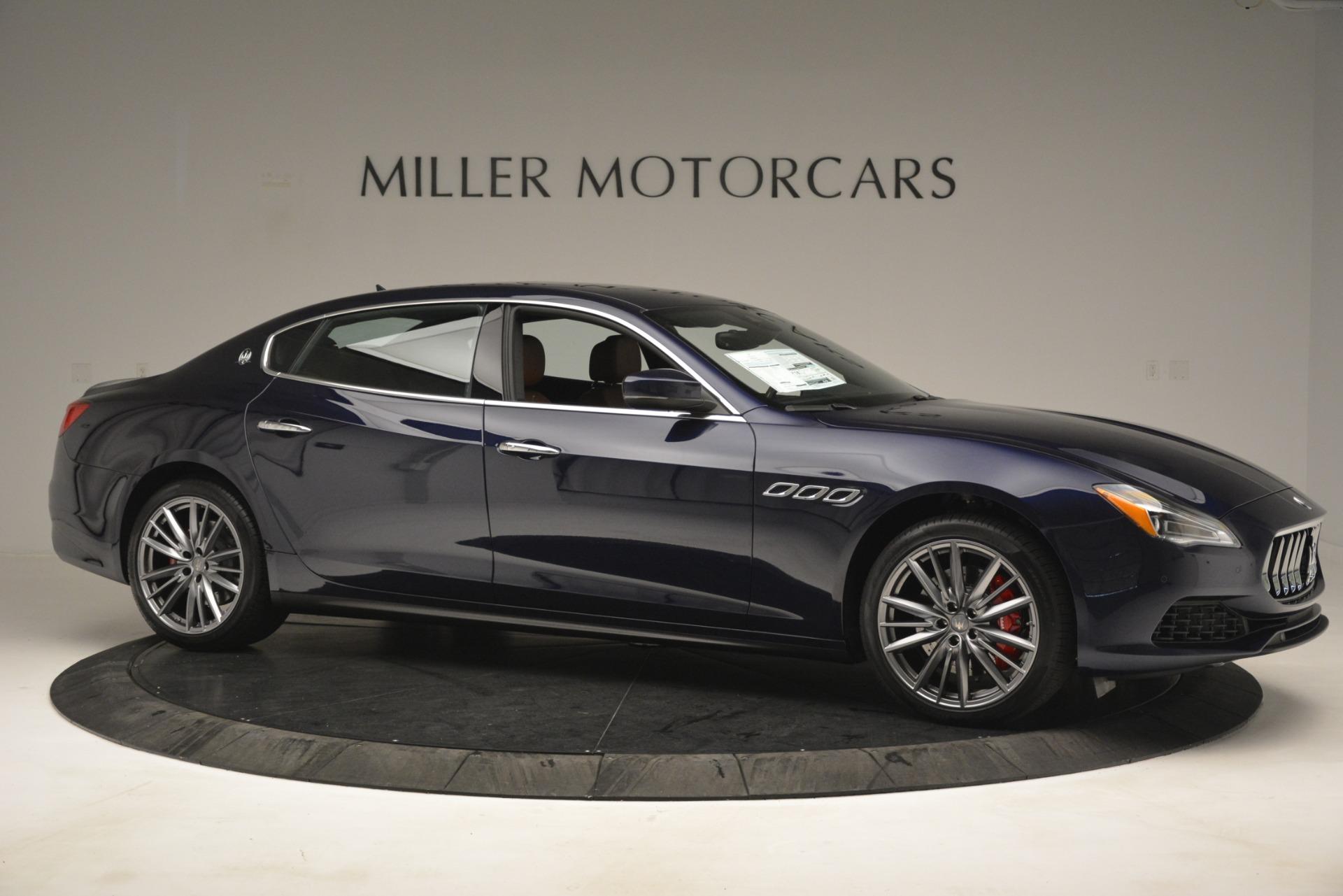 New 2019 Maserati Quattroporte S Q4 For Sale In Greenwich, CT 2742_p10