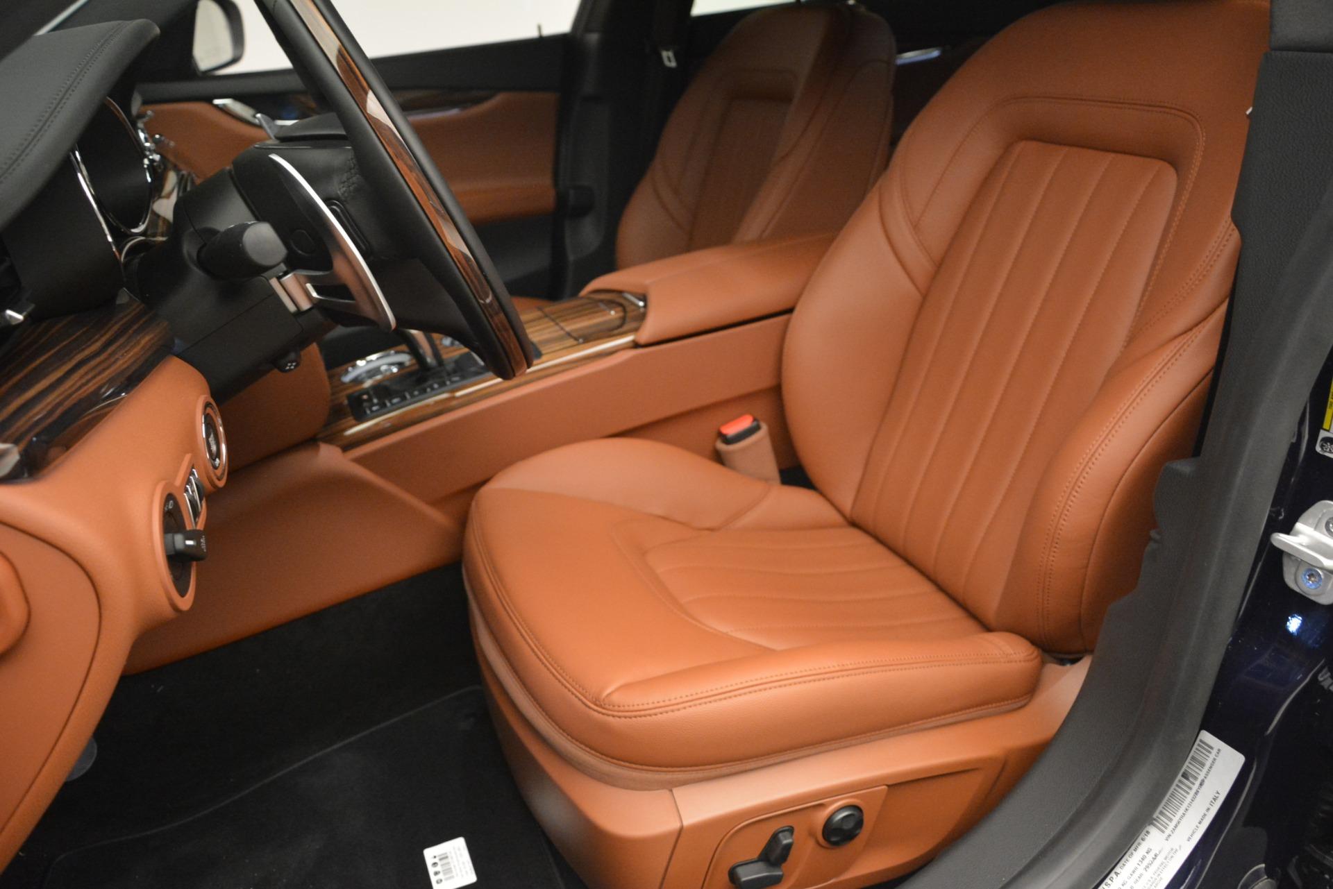 New 2019 Maserati Quattroporte S Q4 For Sale In Greenwich, CT 2742_p15