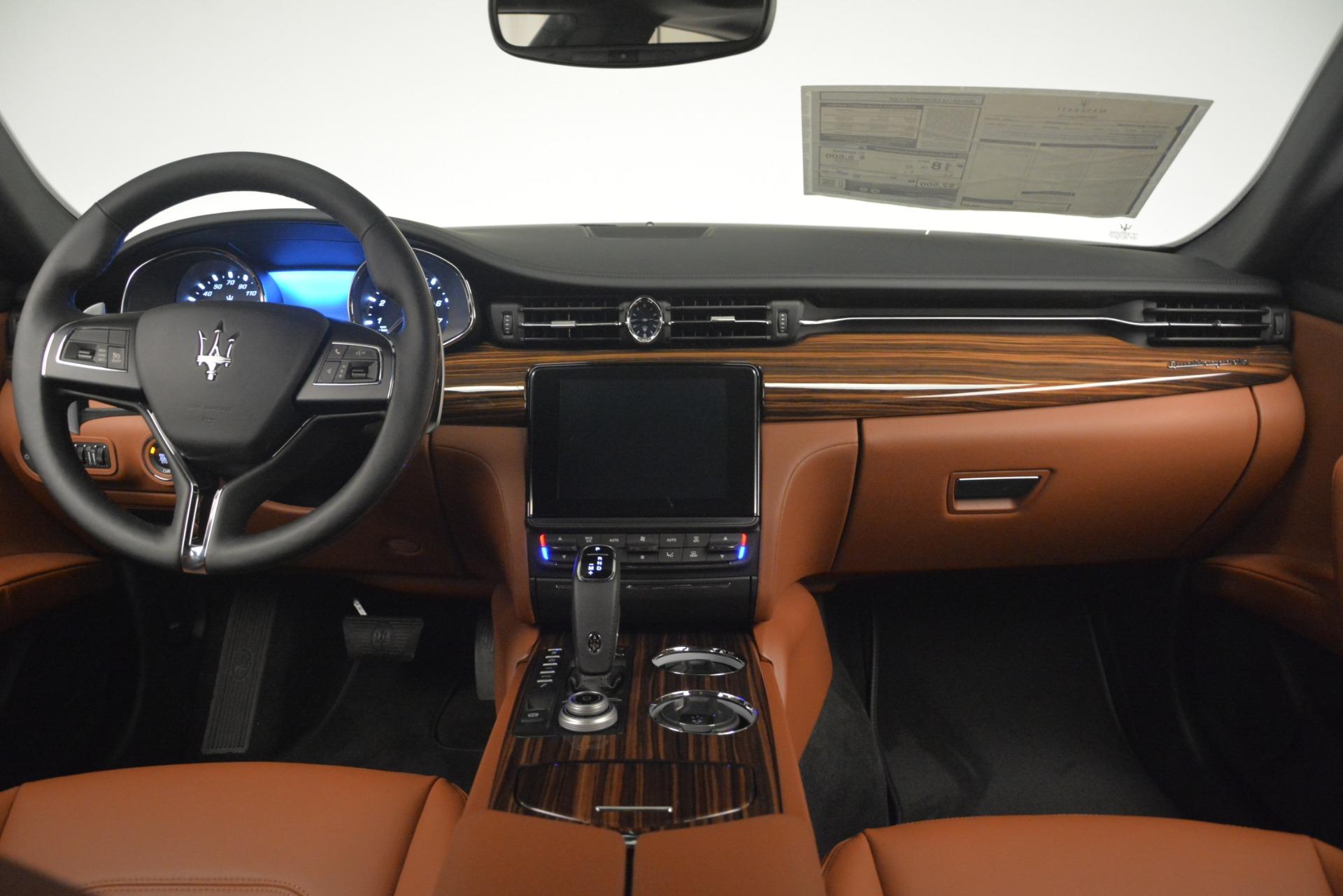 New 2019 Maserati Quattroporte S Q4 For Sale In Greenwich, CT 2742_p16