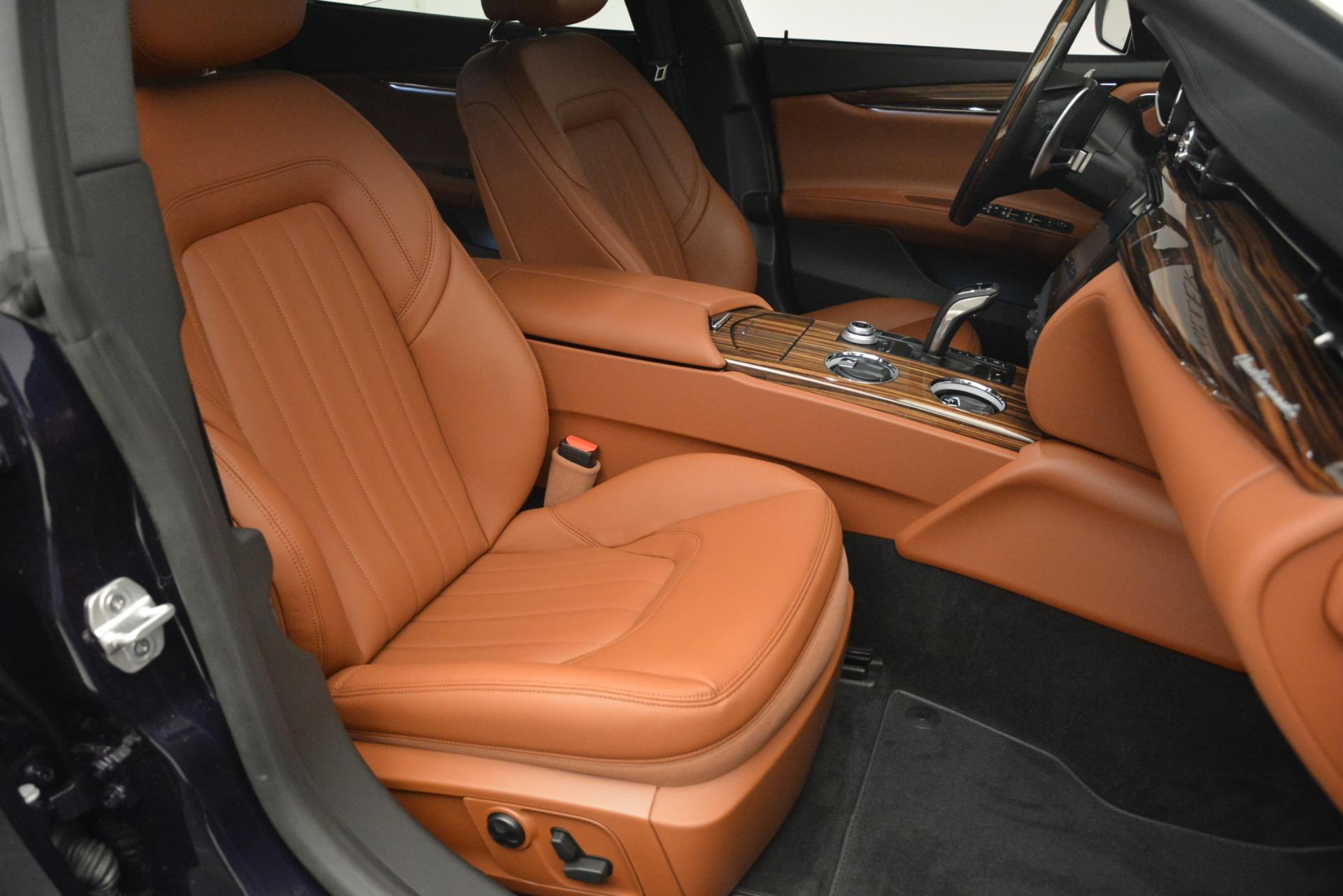 New 2019 Maserati Quattroporte S Q4 For Sale In Greenwich, CT 2742_p25