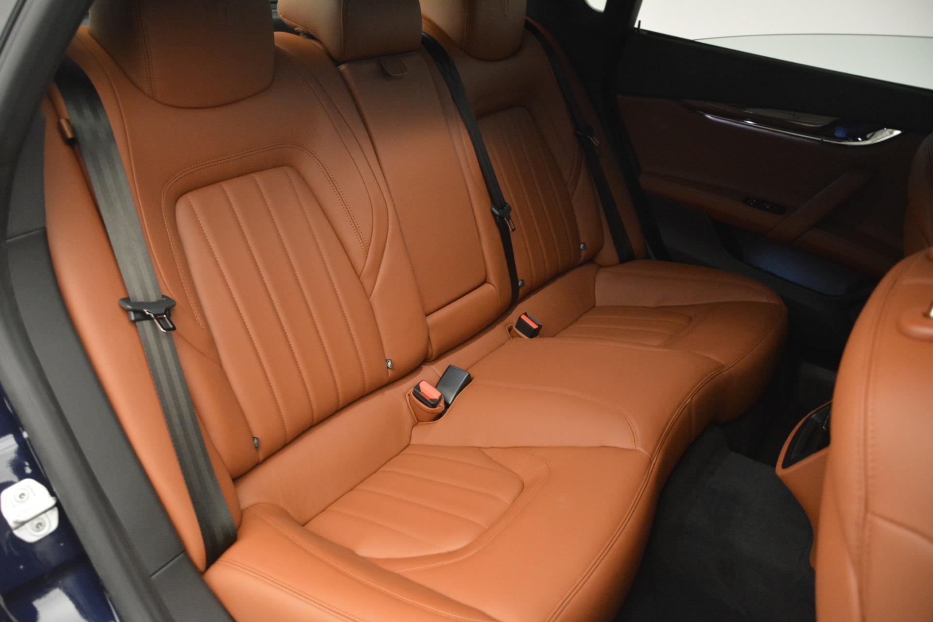 New 2019 Maserati Quattroporte S Q4 For Sale In Greenwich, CT 2742_p27
