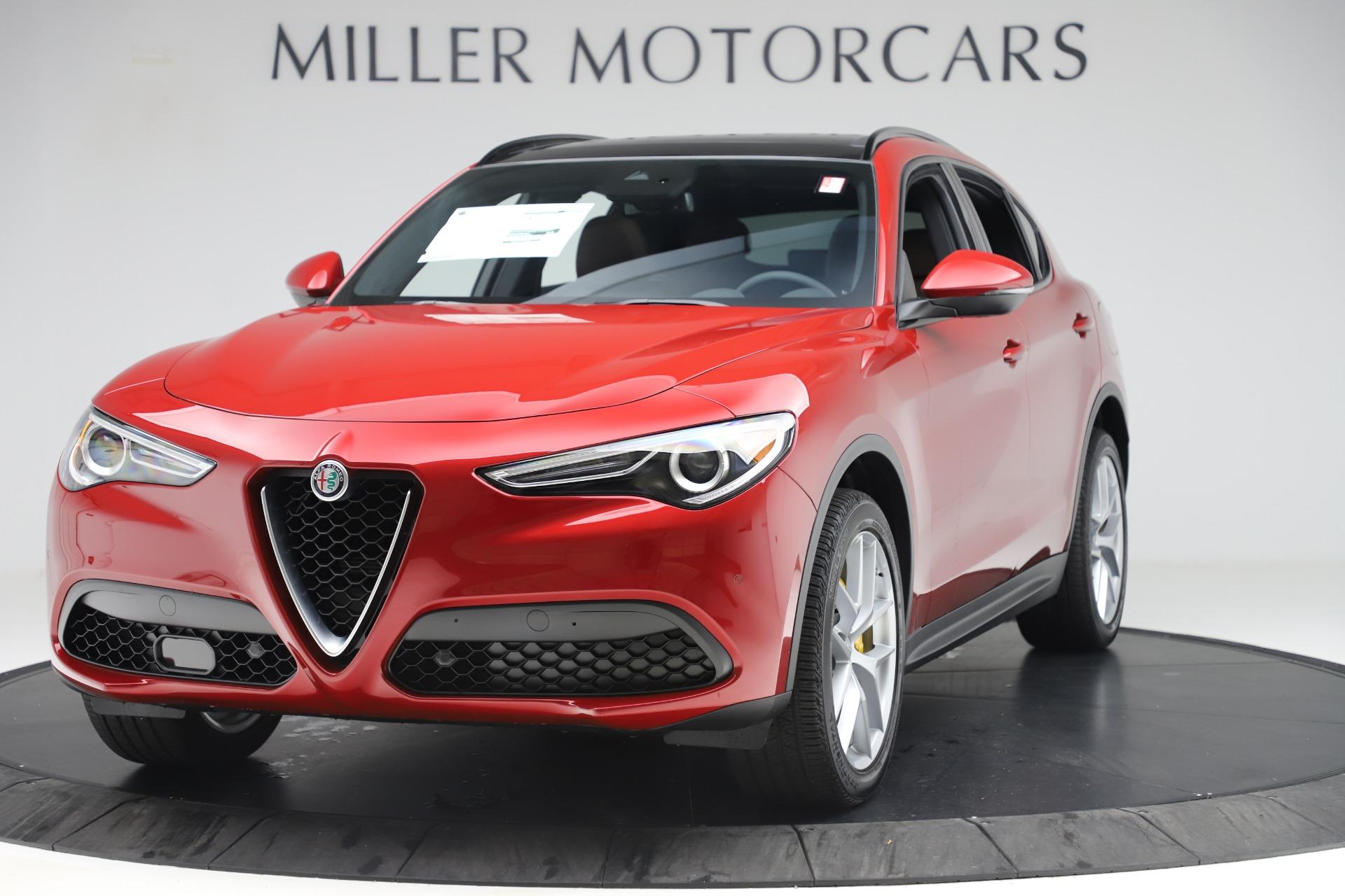 New 2019 Alfa Romeo Stelvio Ti Sport Q4 For Sale In Greenwich, CT 2744_main