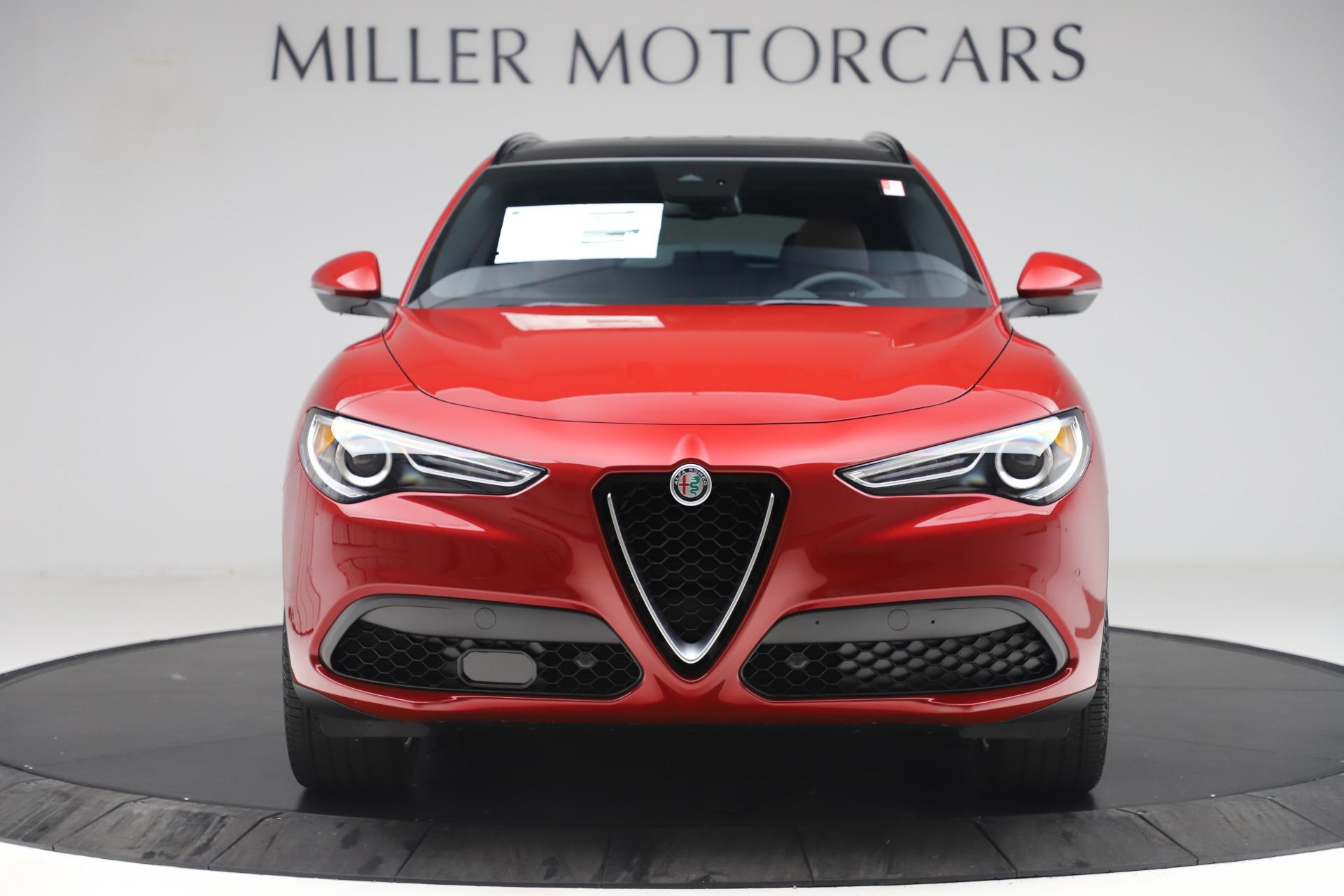 New 2019 Alfa Romeo Stelvio Ti Sport Q4 For Sale In Greenwich, CT 2744_p12