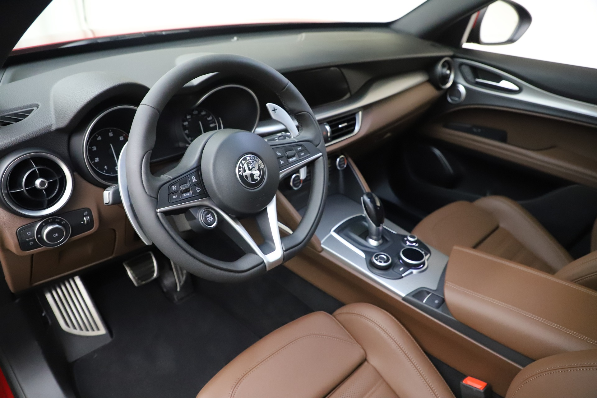 New 2019 Alfa Romeo Stelvio Ti Sport Q4 For Sale In Greenwich, CT 2744_p13