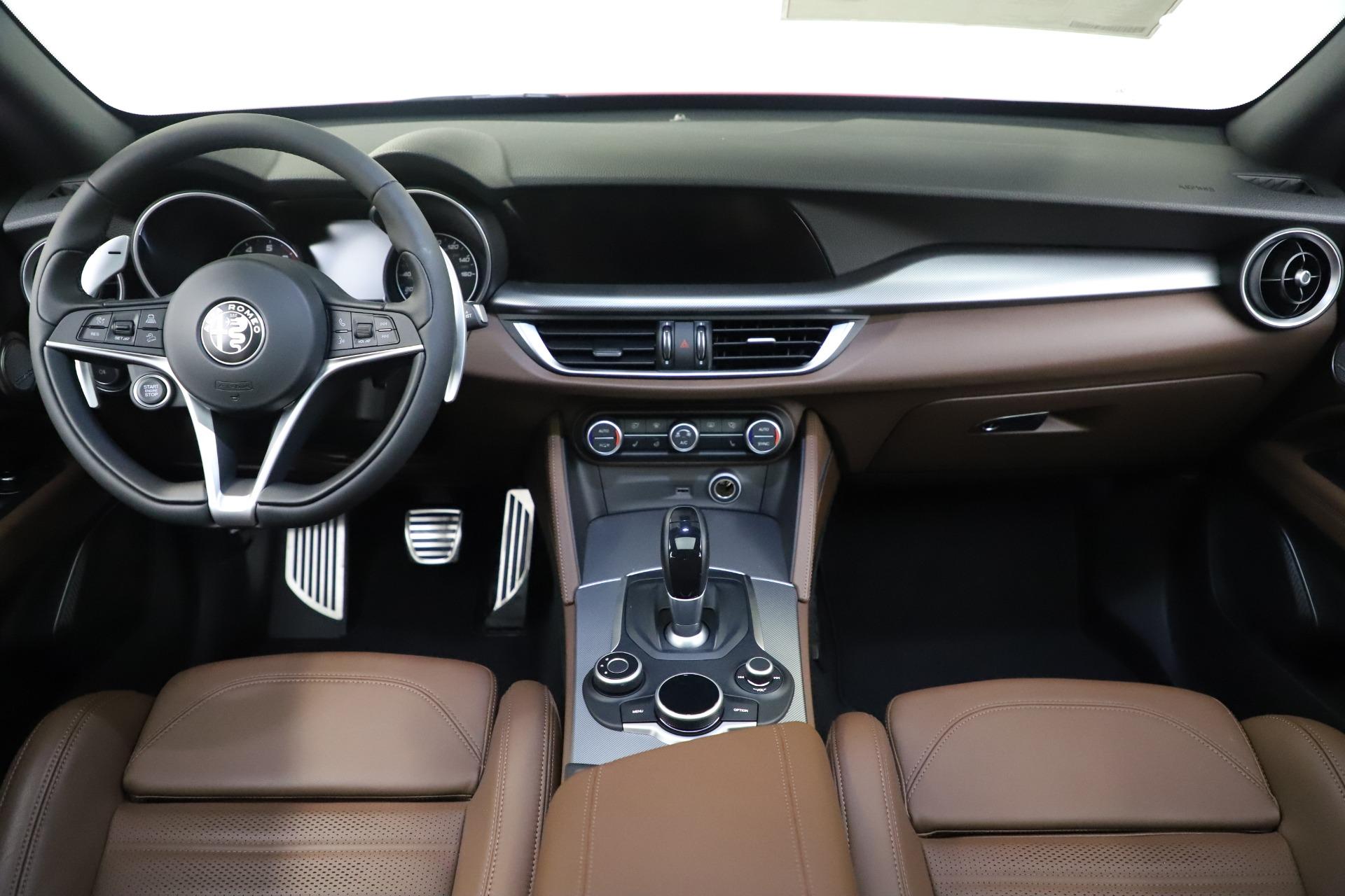 New 2019 Alfa Romeo Stelvio Ti Sport Q4 For Sale In Greenwich, CT 2744_p16