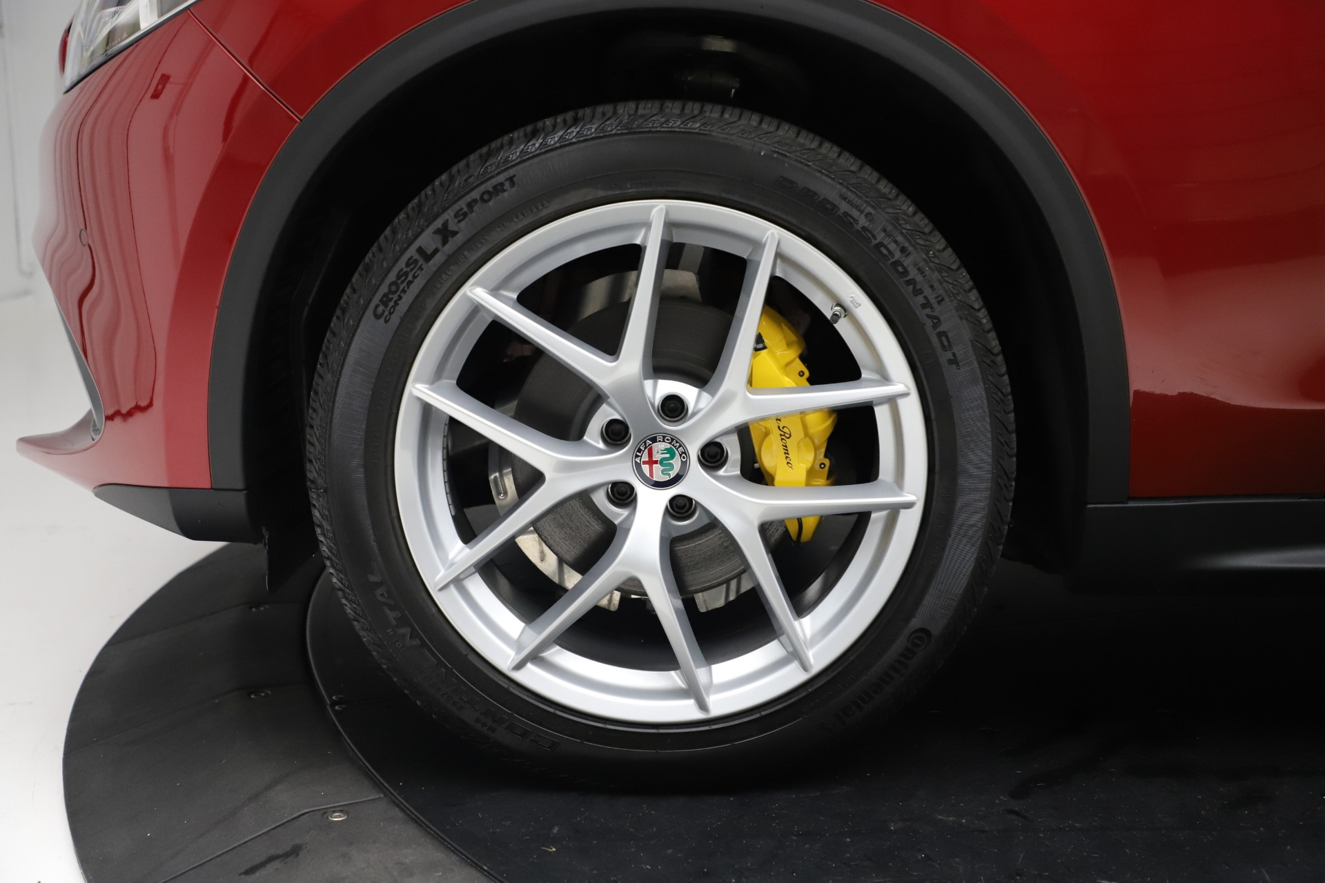 New 2019 Alfa Romeo Stelvio Ti Sport Q4 For Sale In Greenwich, CT 2744_p30