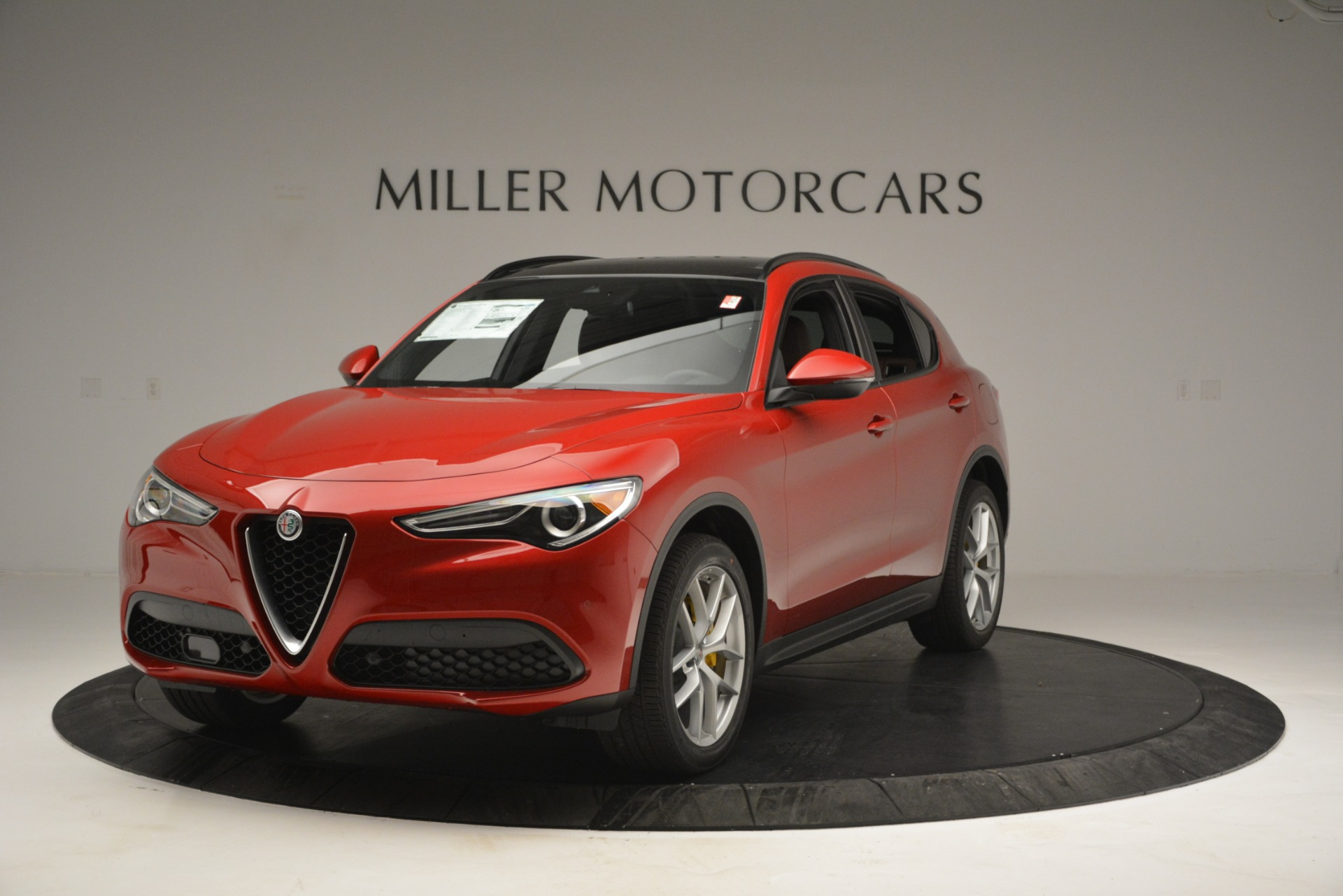 New 2019 Alfa Romeo Stelvio Ti Sport Q4 For Sale In Greenwich, CT 2747_main