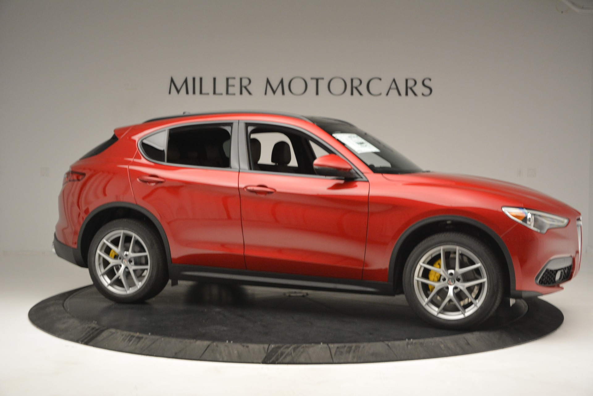 New 2019 Alfa Romeo Stelvio Ti Sport Q4 For Sale In Greenwich, CT 2747_p10