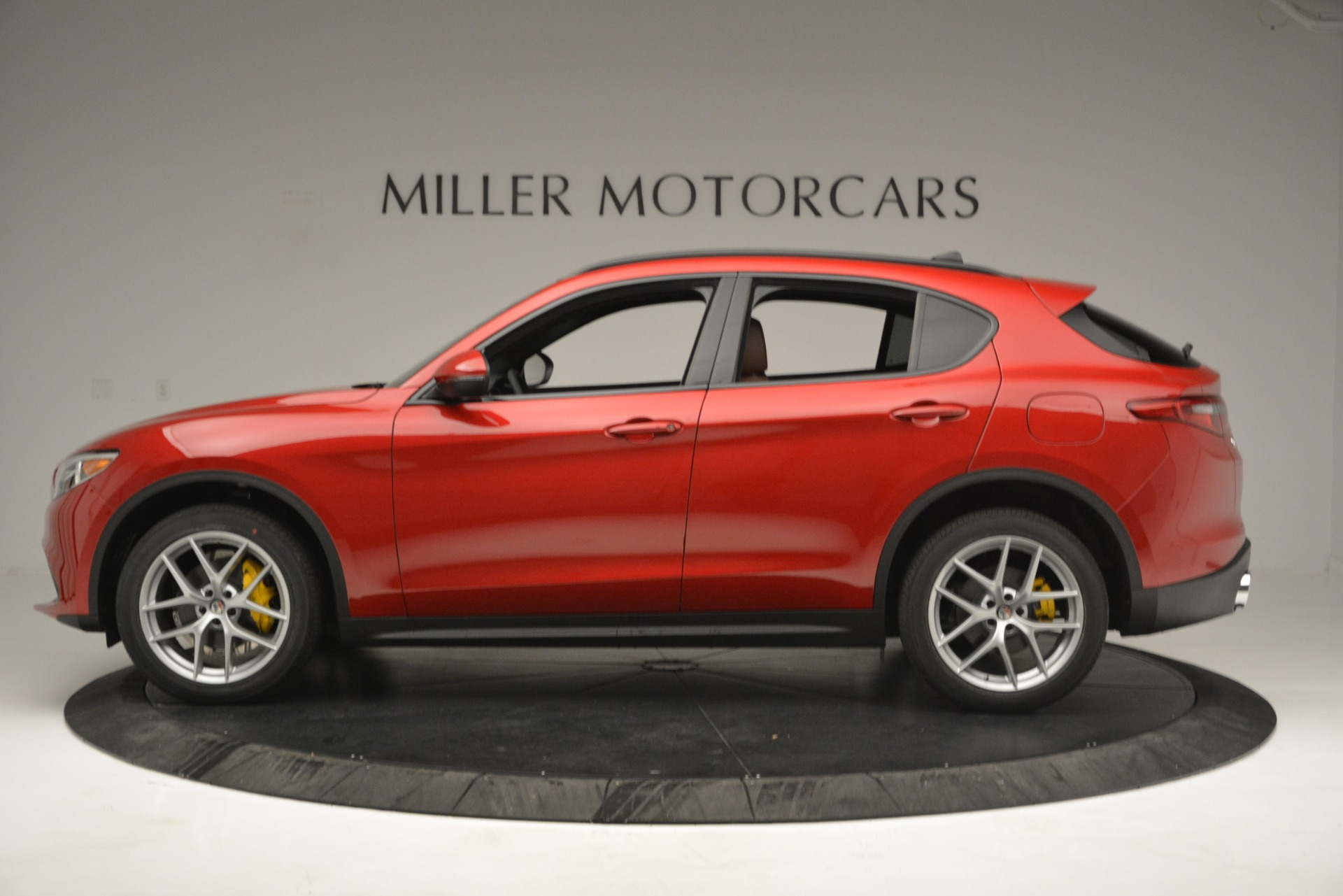 New 2019 Alfa Romeo Stelvio Ti Sport Q4 For Sale In Greenwich, CT 2747_p3