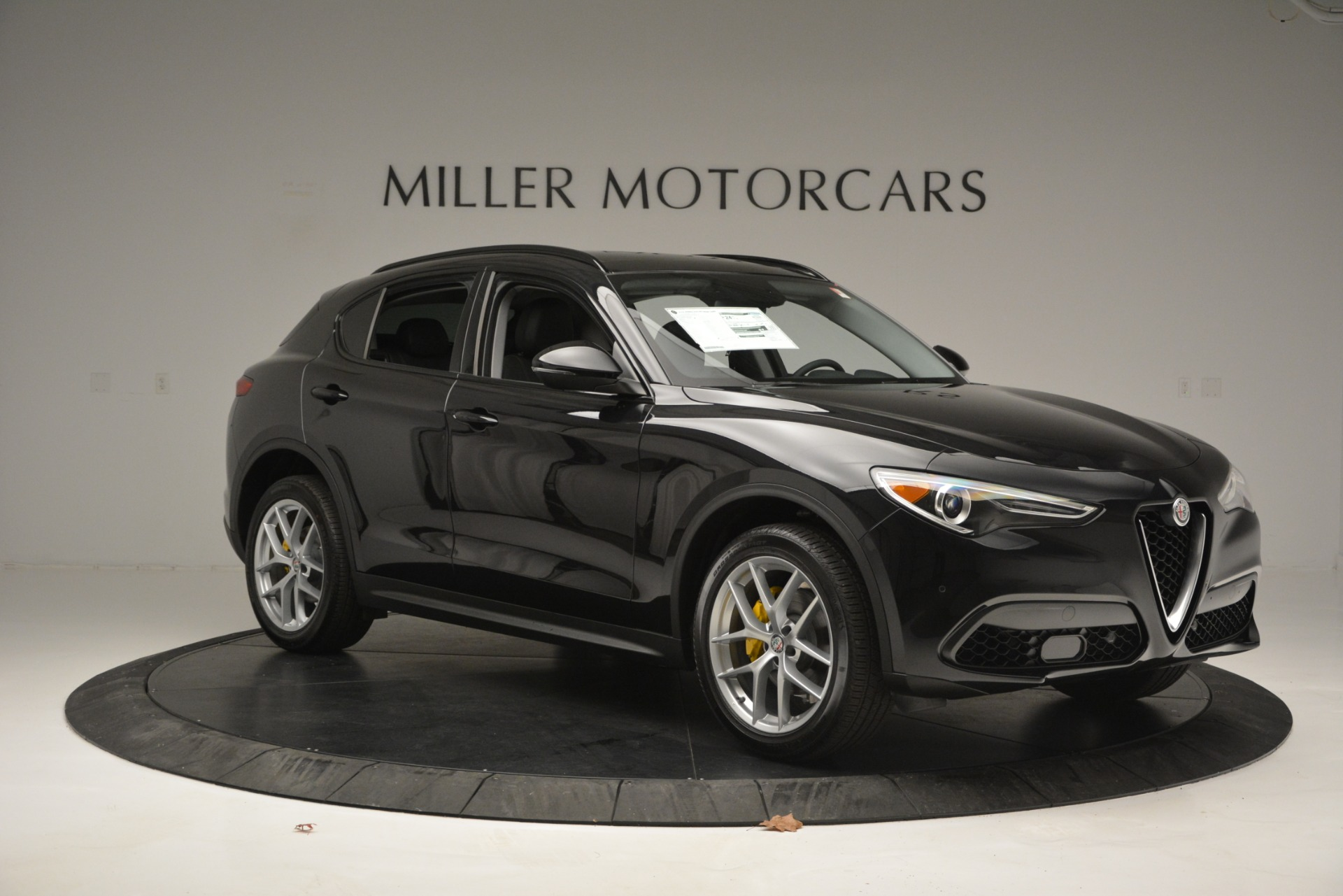 New 2019 Alfa Romeo Stelvio Ti Sport Q4 For Sale In Greenwich, CT 2748_p10