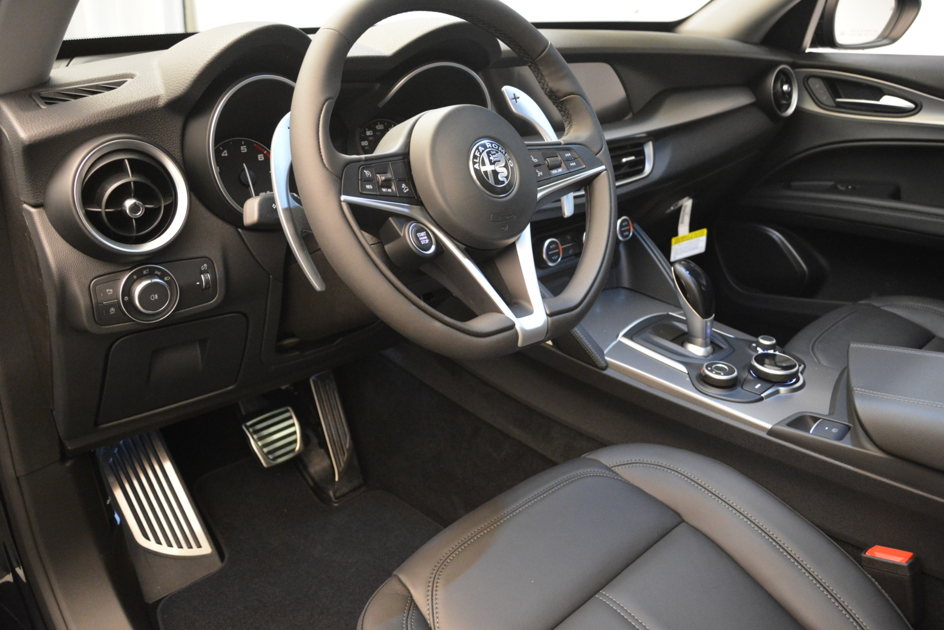 New 2019 Alfa Romeo Stelvio Ti Sport Q4 For Sale In Greenwich, CT 2748_p13