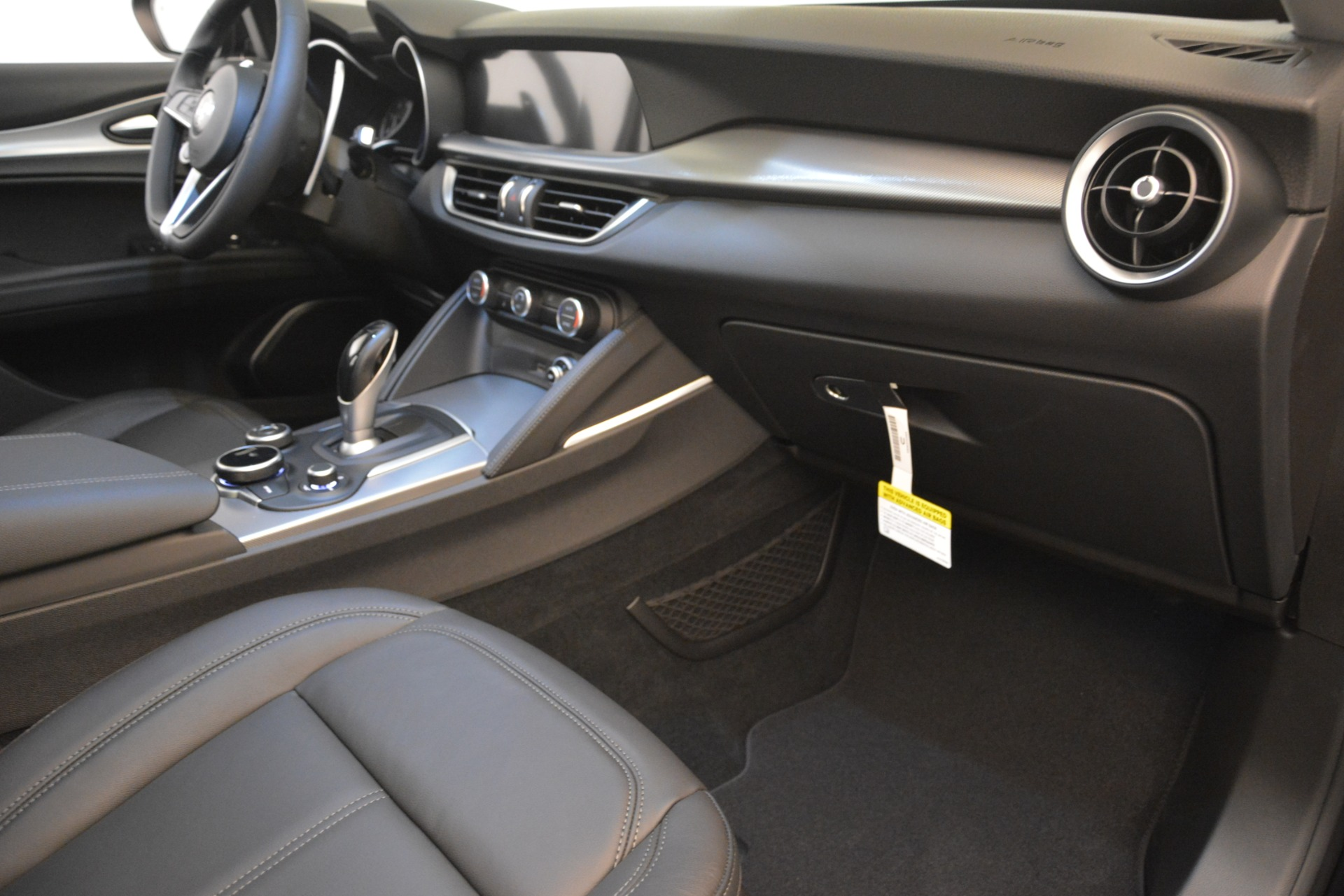 New 2019 Alfa Romeo Stelvio Ti Sport Q4 For Sale In Greenwich, CT 2748_p19