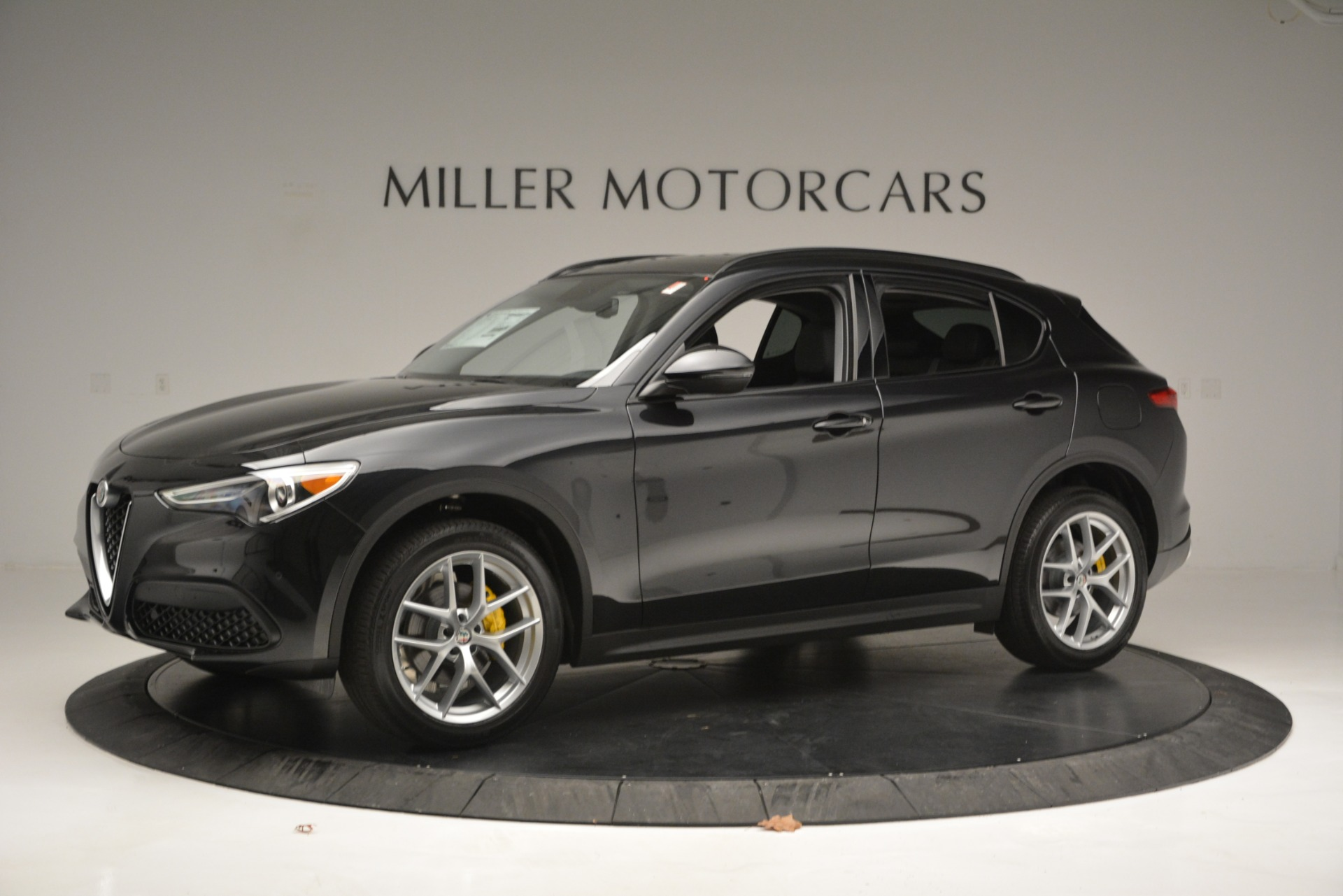 New 2019 Alfa Romeo Stelvio Ti Sport Q4 For Sale In Greenwich, CT 2748_p2