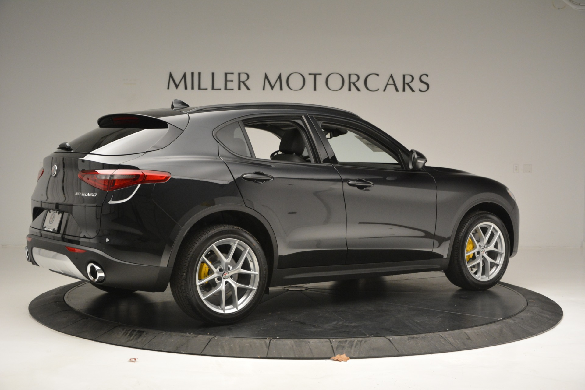 New 2019 Alfa Romeo Stelvio Ti Sport Q4 For Sale In Greenwich, CT 2748_p8