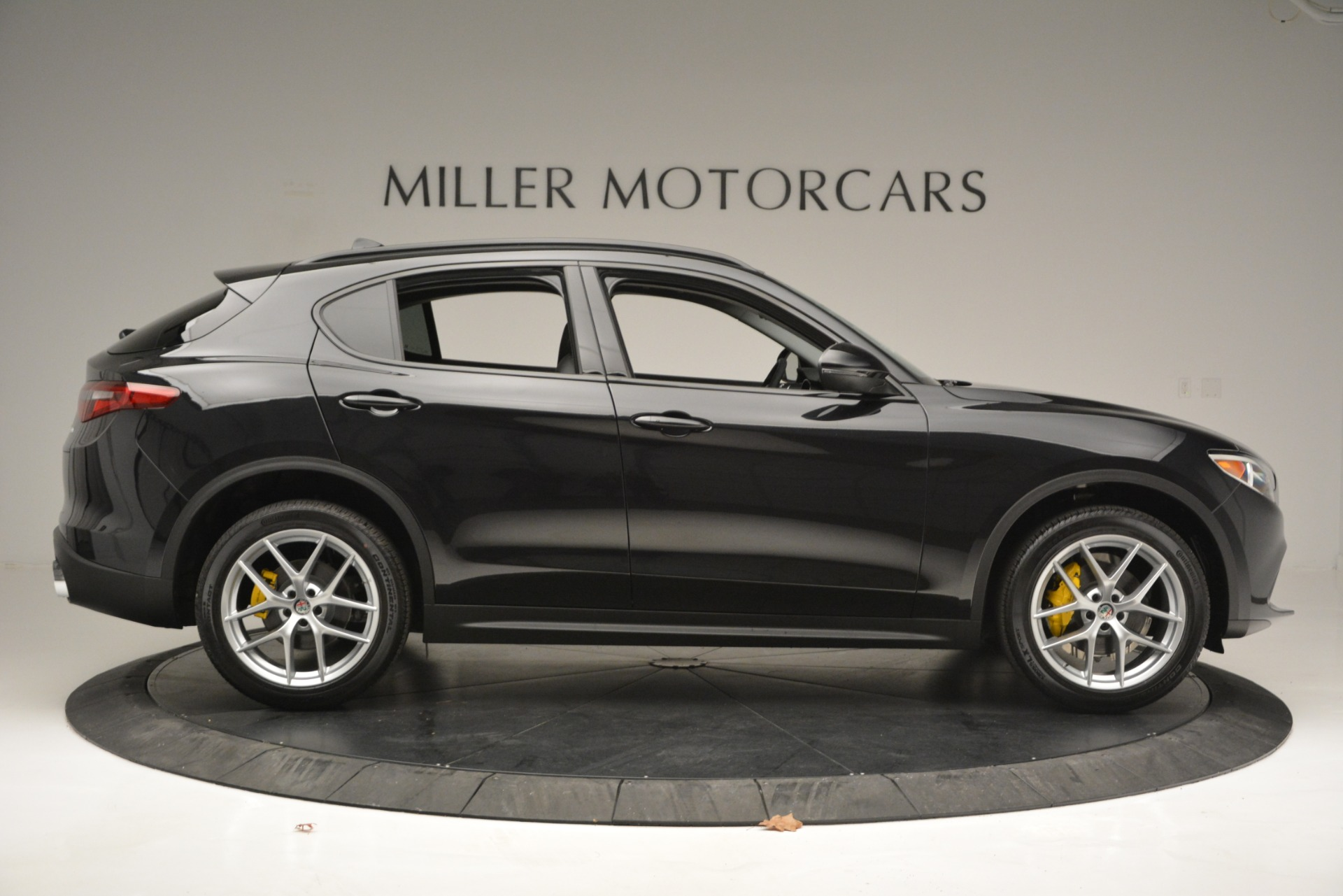 New 2019 Alfa Romeo Stelvio Ti Sport Q4 For Sale In Greenwich, CT 2748_p9