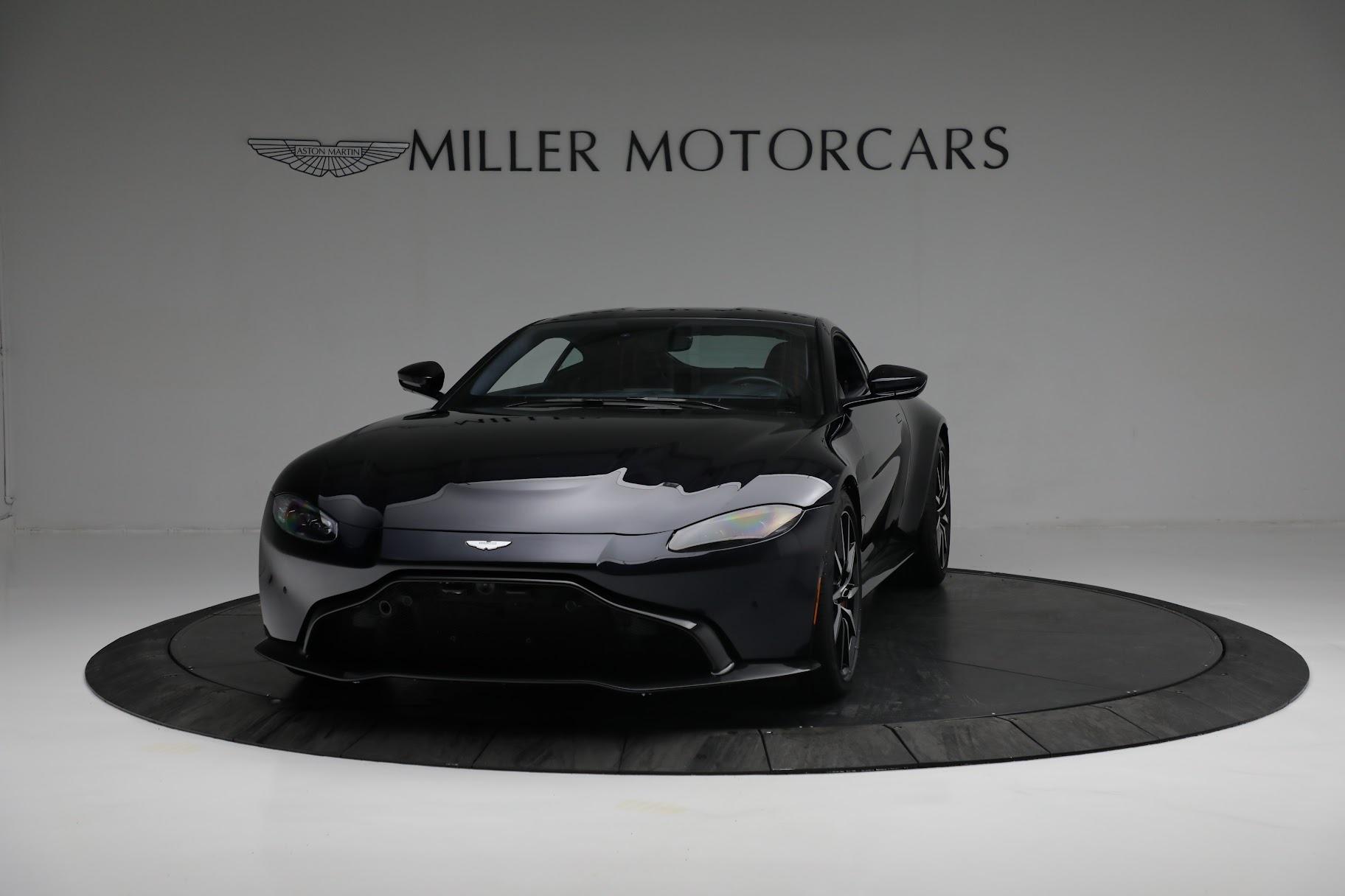 New 2019 Aston Martin Vantage  For Sale In Greenwich, CT 2756_p12