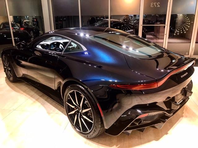 New 2019 Aston Martin Vantage  For Sale In Greenwich, CT 2756_p22