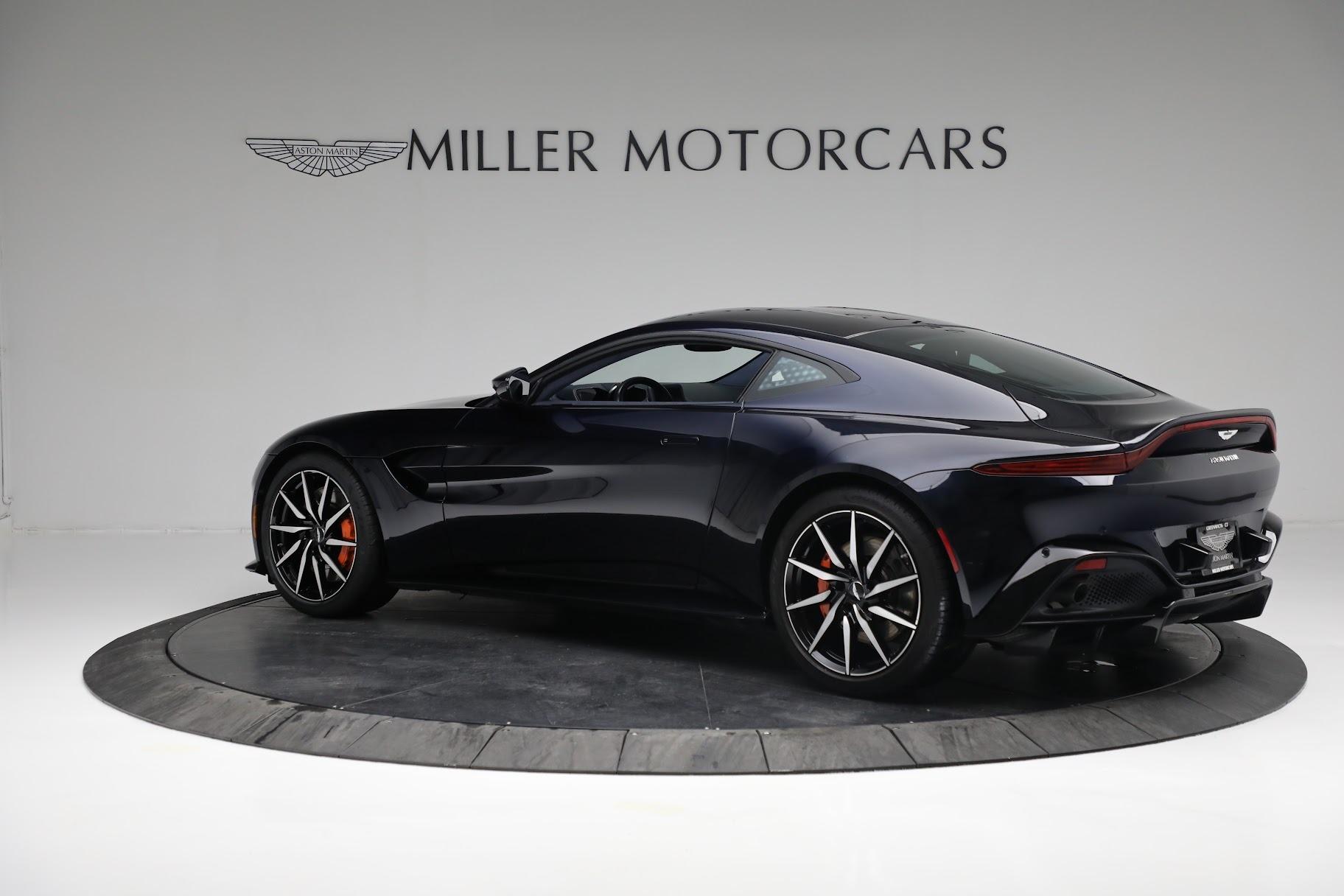 New 2019 Aston Martin Vantage  For Sale In Greenwich, CT 2756_p3