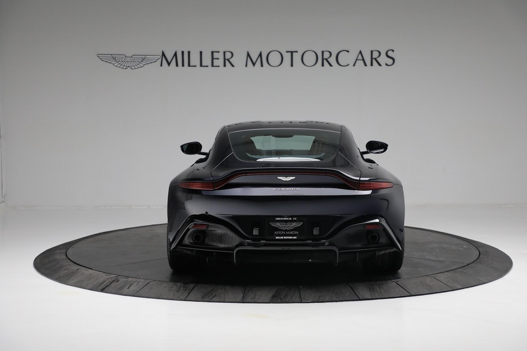 New 2019 Aston Martin Vantage  For Sale In Greenwich, CT 2756_p5
