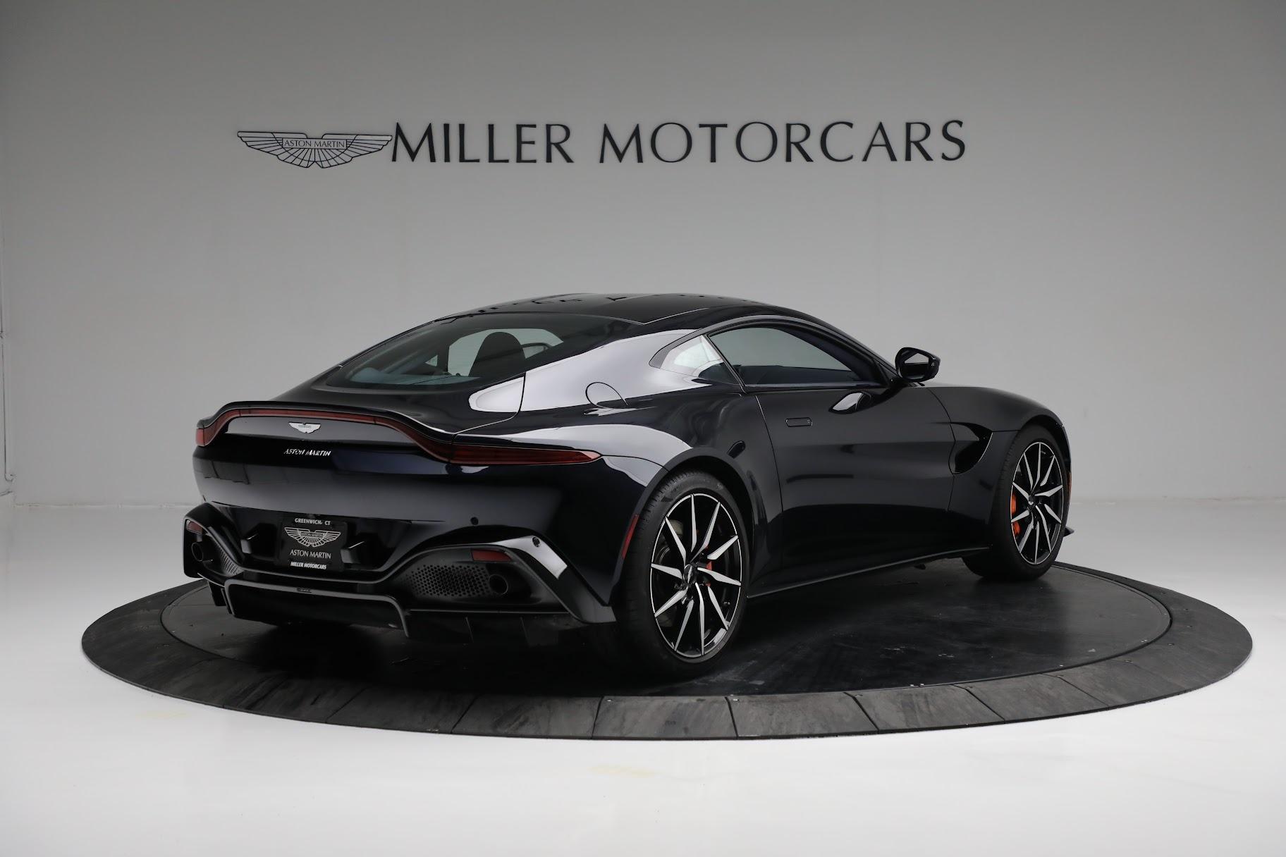 New 2019 Aston Martin Vantage  For Sale In Greenwich, CT 2756_p7