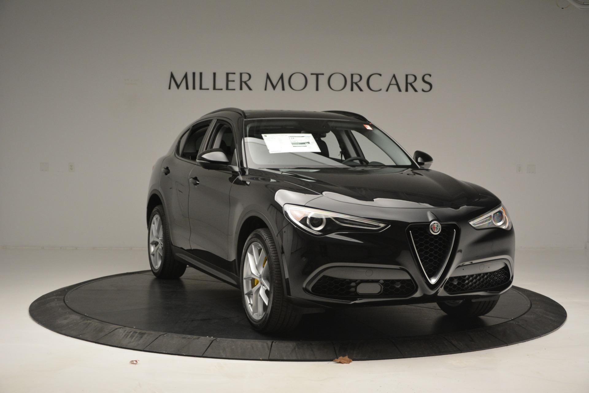 New 2019 Alfa Romeo Stelvio Sport Q4 For Sale In Greenwich, CT 2760_p11