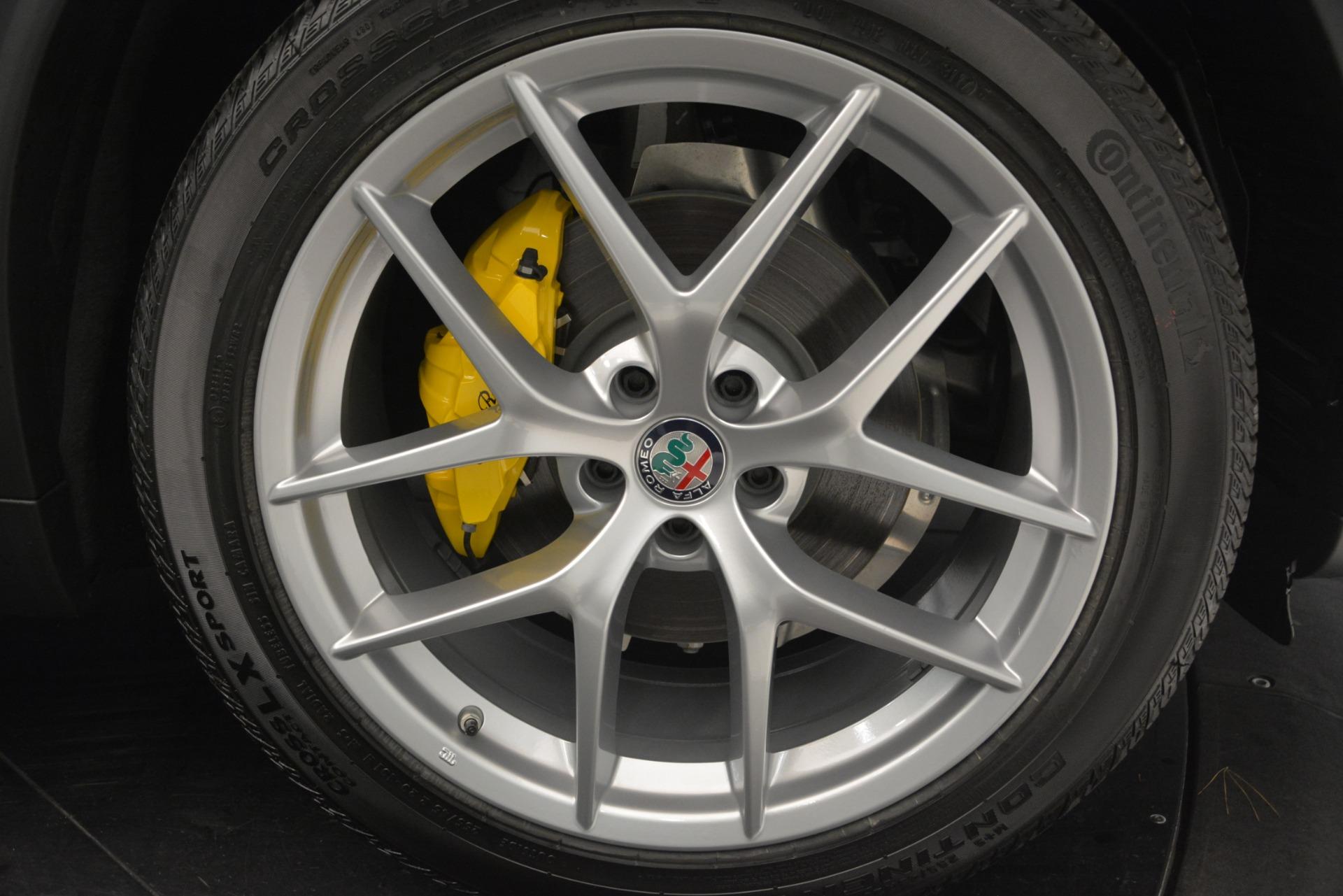 New 2019 Alfa Romeo Stelvio Sport Q4 For Sale In Greenwich, CT 2760_p25