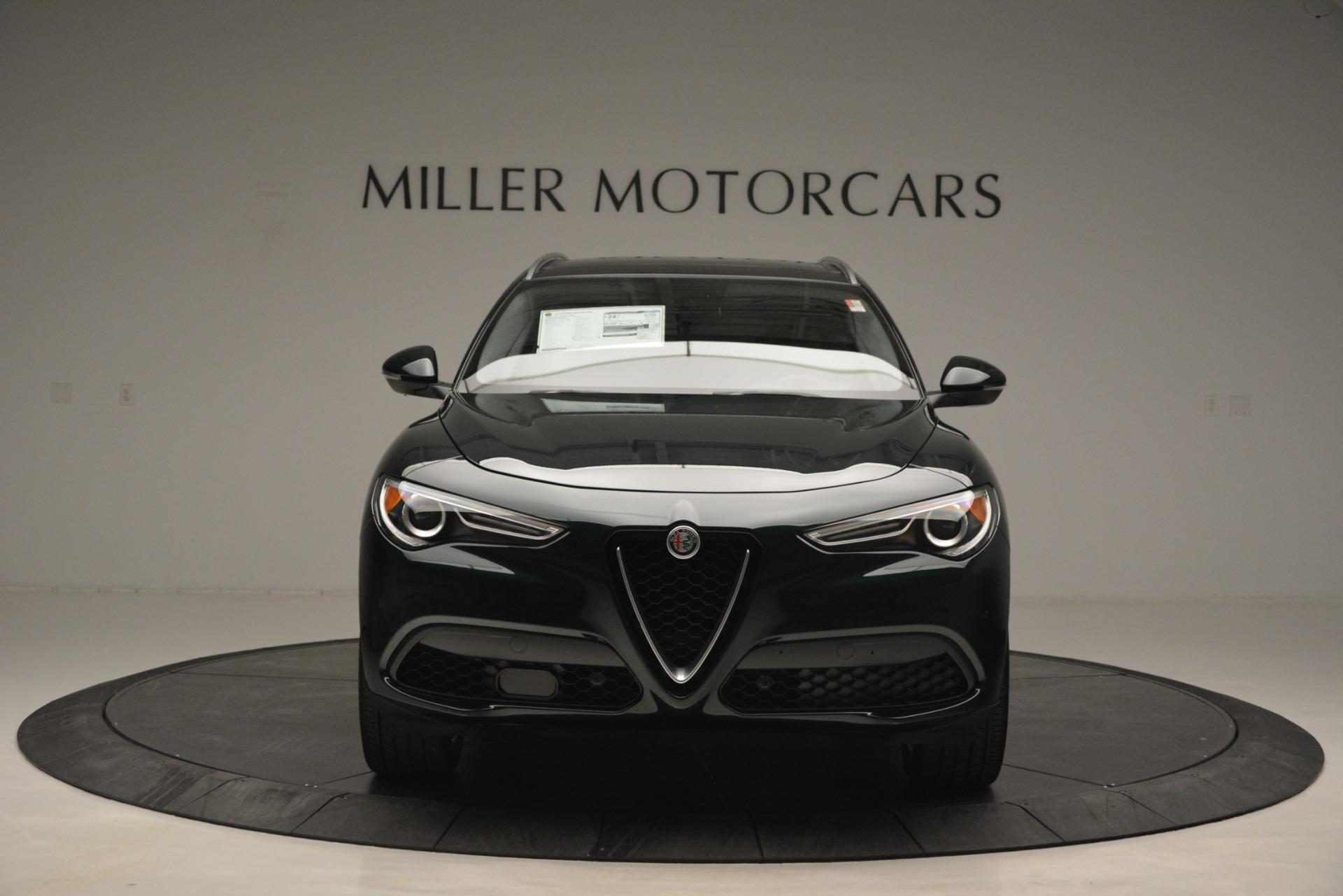 New 2019 Alfa Romeo Stelvio Q4 For Sale In Greenwich, CT 2761_p12