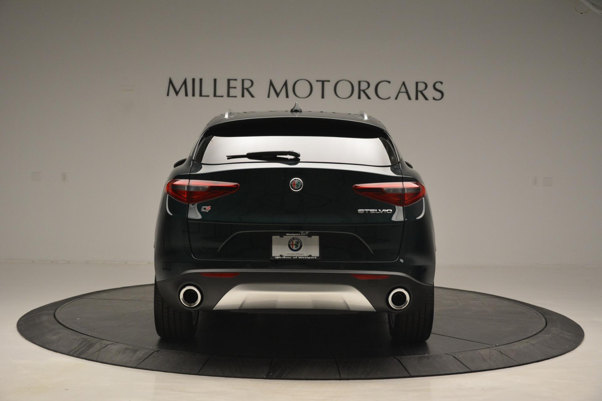 New 2019 Alfa Romeo Stelvio Q4 For Sale In Greenwich, CT 2761_p6