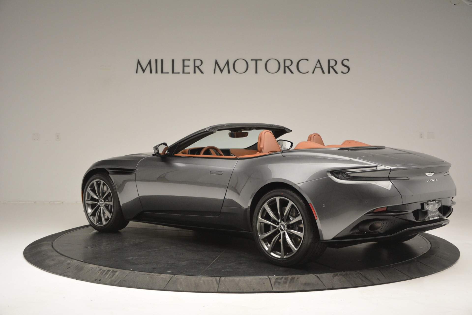 New 2019 Aston Martin DB11 V8 Convertible For Sale In Greenwich, CT 2762_p3