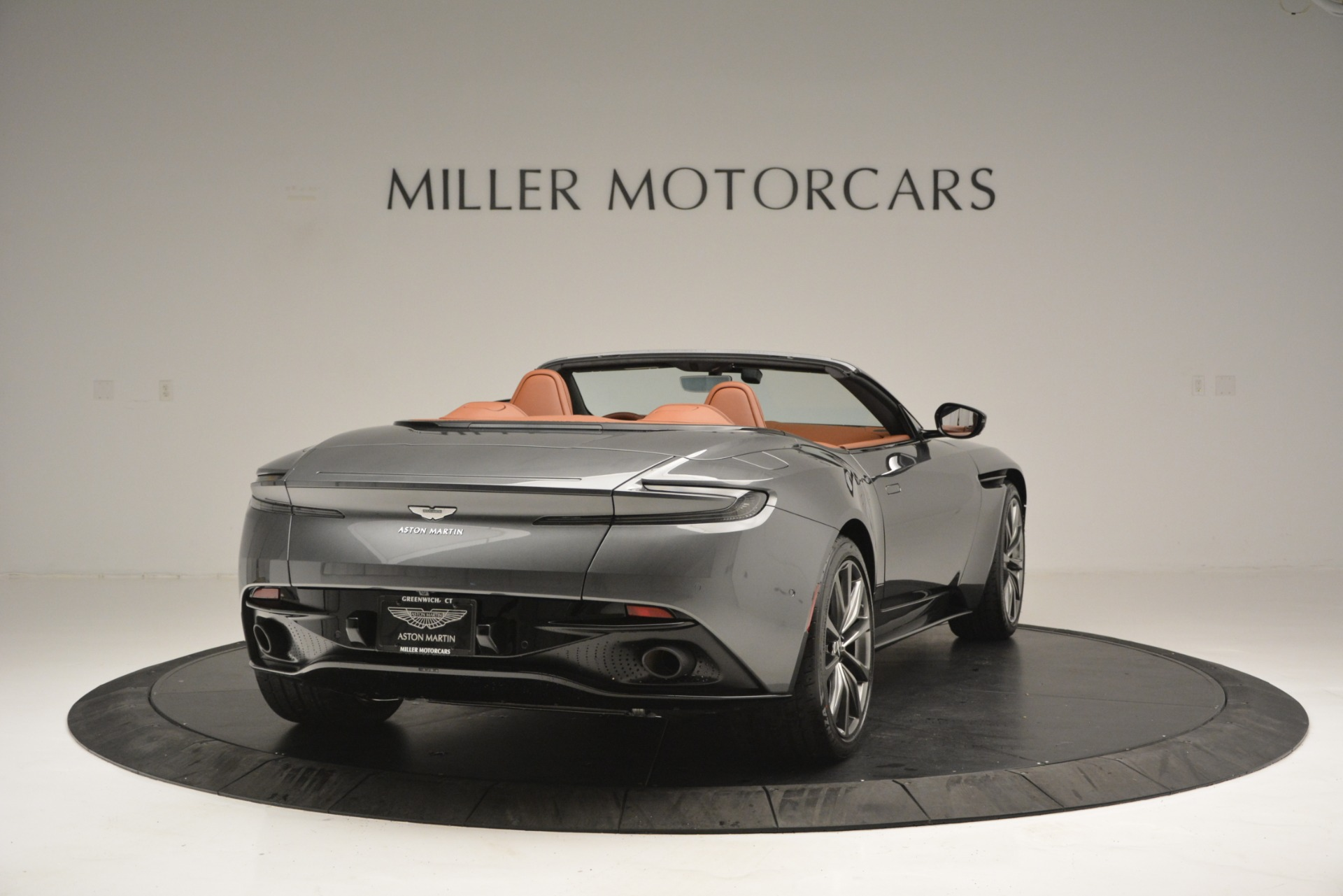 New 2019 Aston Martin DB11 V8 Convertible For Sale In Greenwich, CT 2762_p6