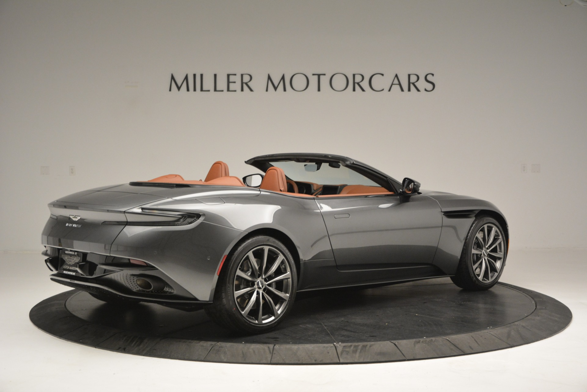 New 2019 Aston Martin DB11 V8 Convertible For Sale In Greenwich, CT 2762_p7