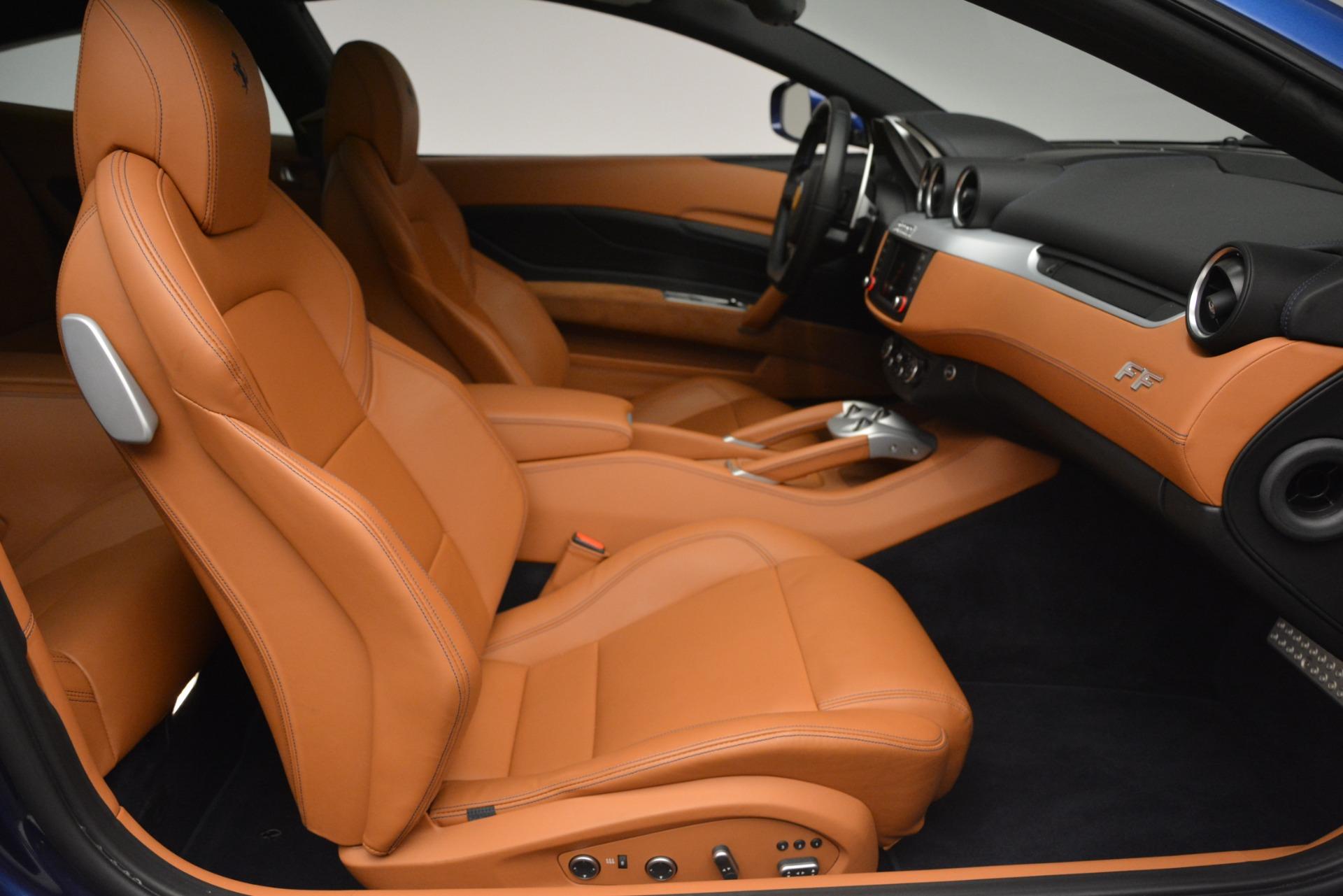 Used 2016 Ferrari FF  For Sale In Greenwich, CT 2763_p19