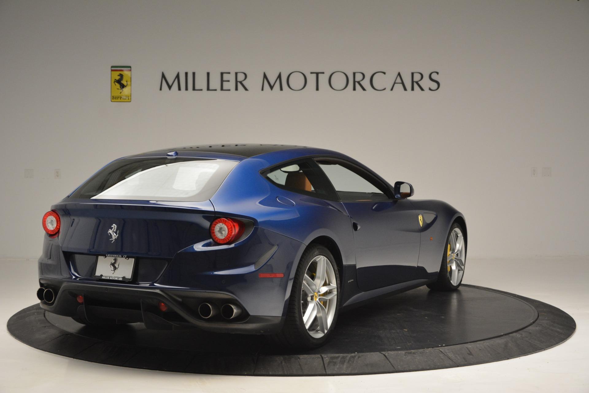 Used 2016 Ferrari FF  For Sale In Greenwich, CT 2763_p7