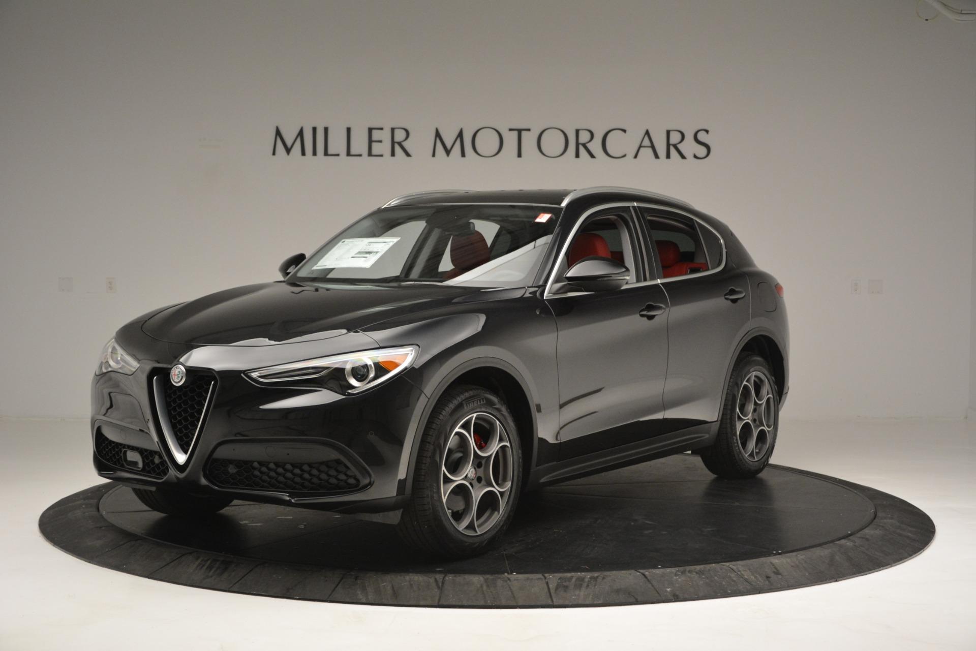 New 2019 Alfa Romeo Stelvio  For Sale In Greenwich, CT 2764_p2