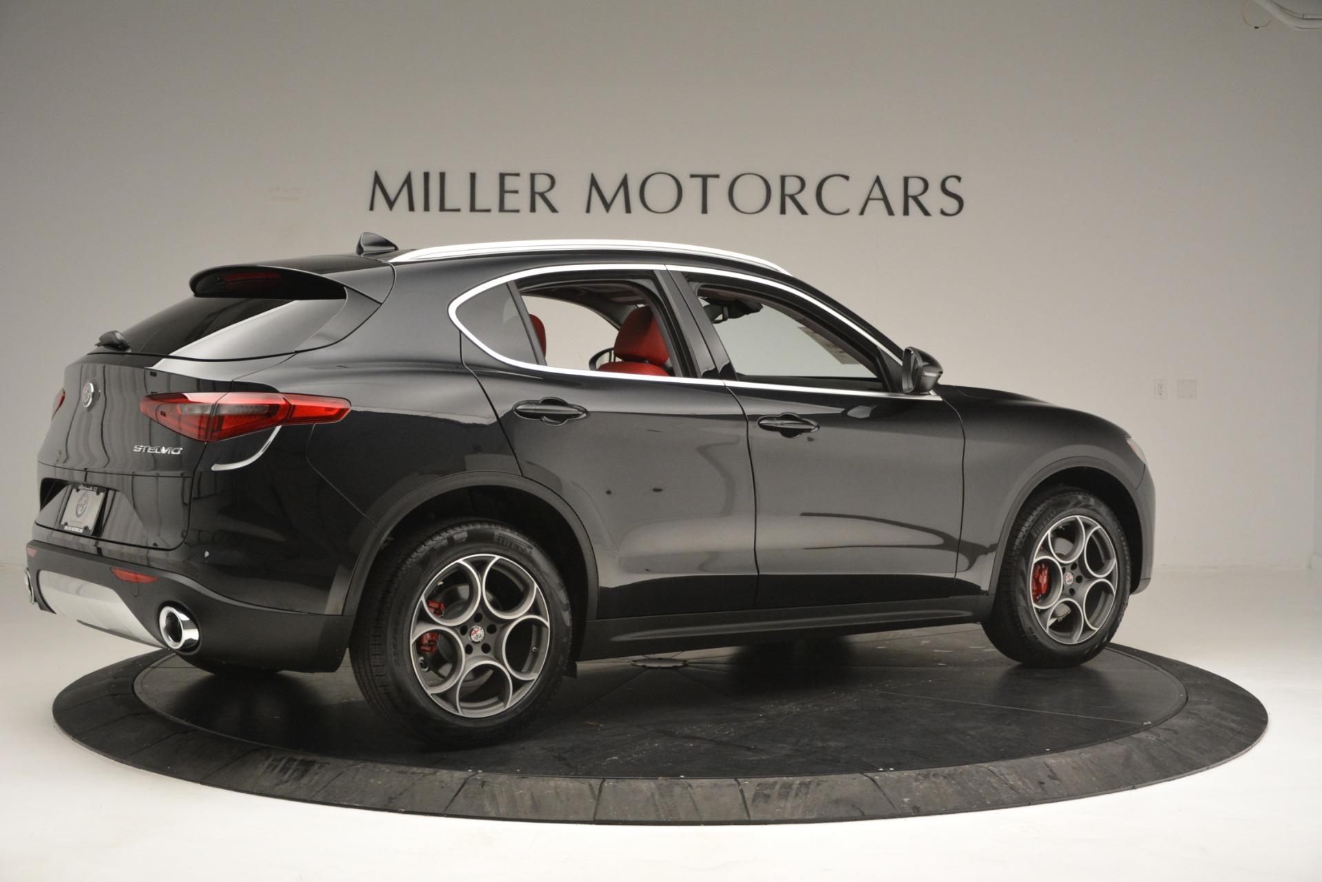 New 2019 Alfa Romeo Stelvio  For Sale In Greenwich, CT 2764_p9