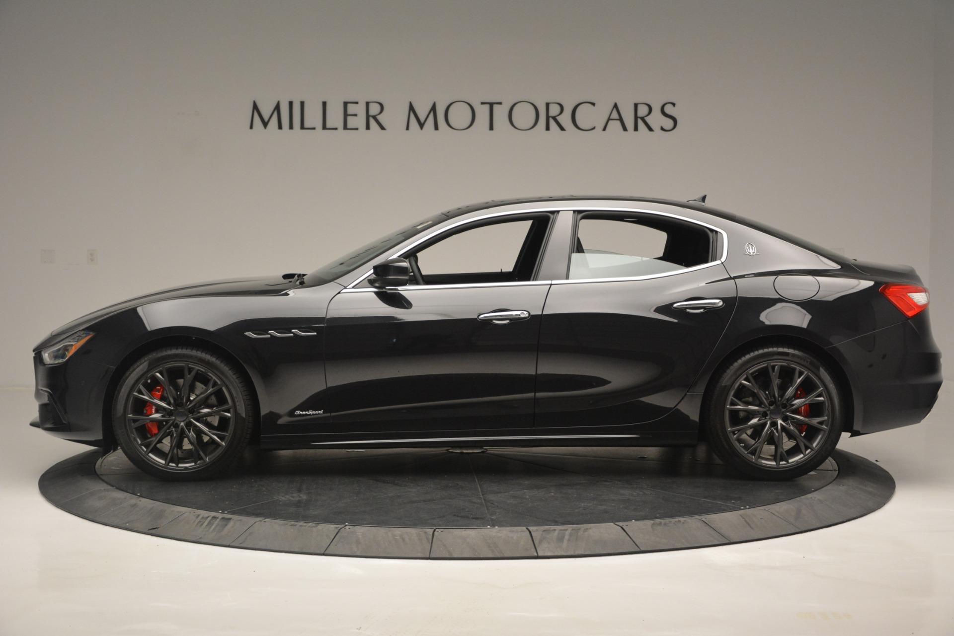 New 2019 Maserati Ghibli S Q4 GranSport For Sale In Greenwich, CT 2765_p3