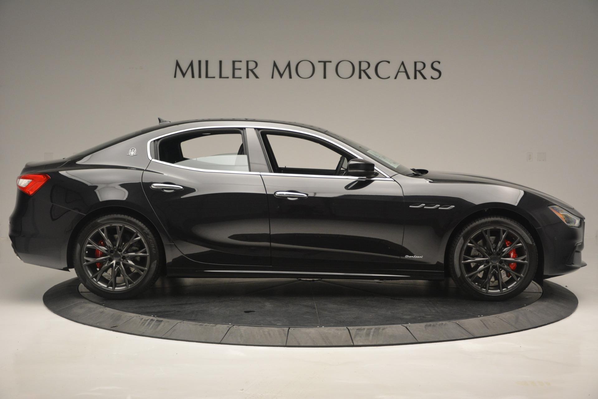 New 2019 Maserati Ghibli S Q4 GranSport For Sale In Greenwich, CT 2765_p9