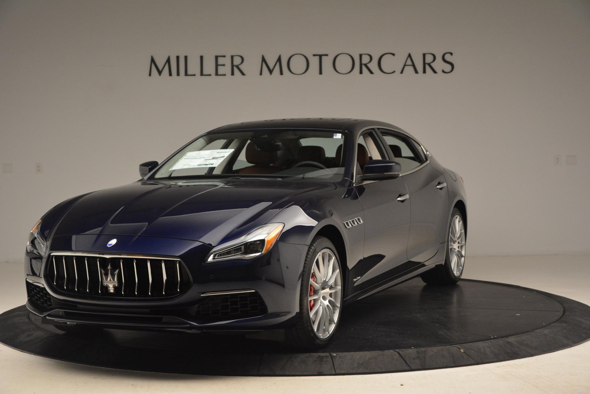 New 2019 Maserati Quattroporte S Q4 GranLusso For Sale In Greenwich, CT 2767_main