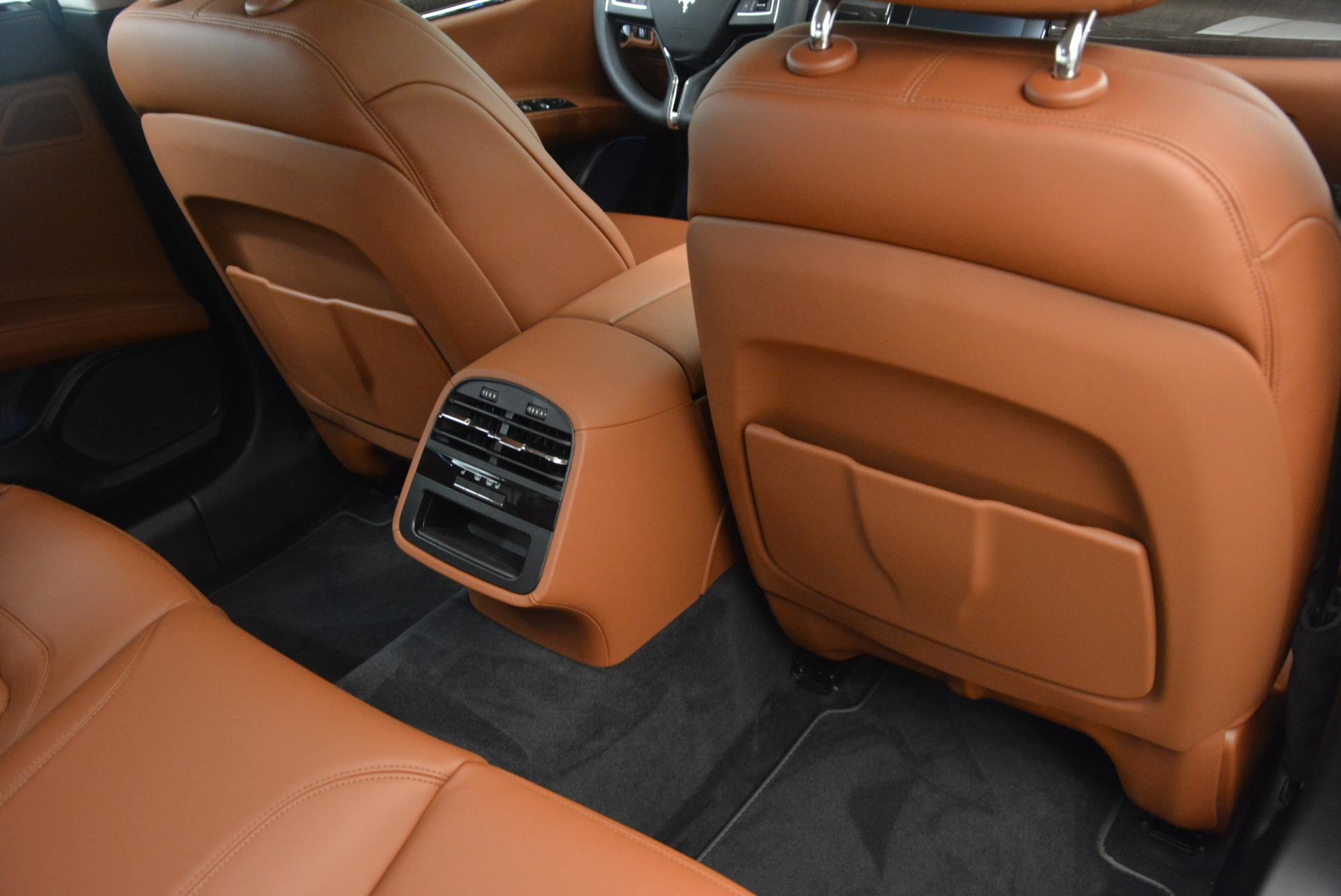 New 2019 Maserati Quattroporte S Q4 GranLusso For Sale In Greenwich, CT 2767_p18