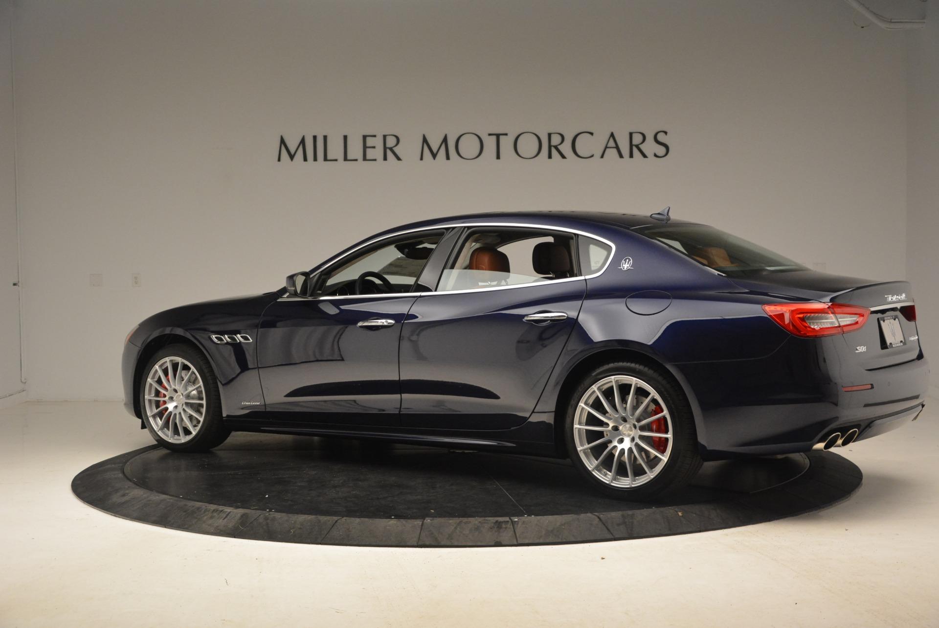 New 2019 Maserati Quattroporte S Q4 GranLusso For Sale In Greenwich, CT 2767_p4