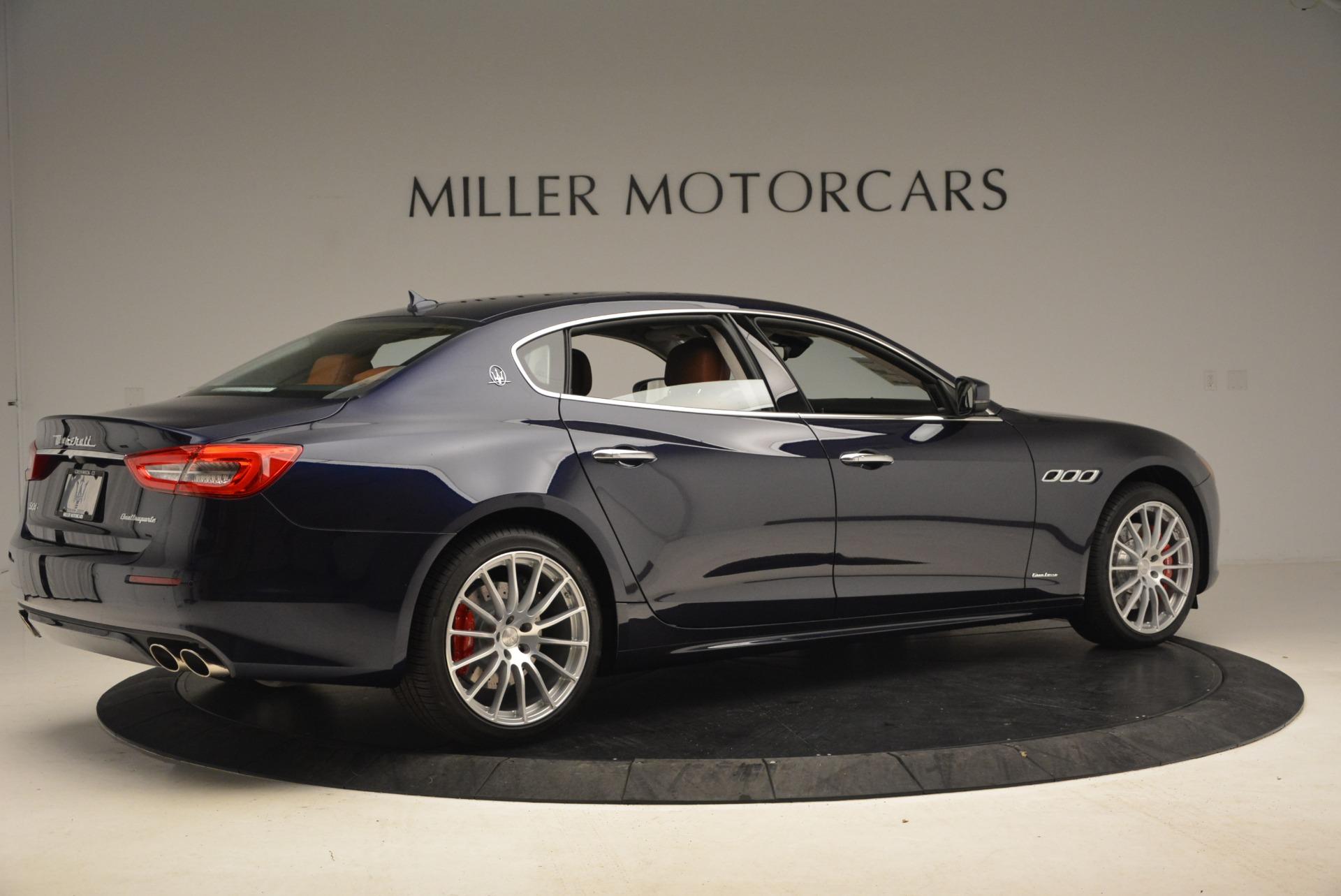 New 2019 Maserati Quattroporte S Q4 GranLusso For Sale In Greenwich, CT 2767_p8
