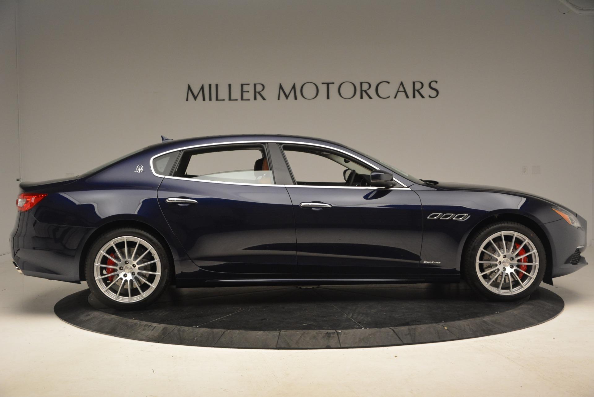 New 2019 Maserati Quattroporte S Q4 GranLusso For Sale In Greenwich, CT 2767_p9