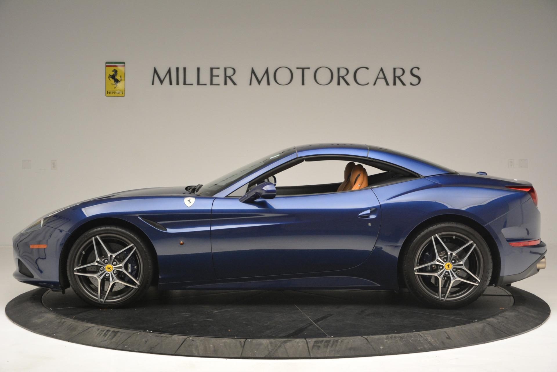 Used 2016 Ferrari California T  For Sale In Greenwich, CT 2773_p15
